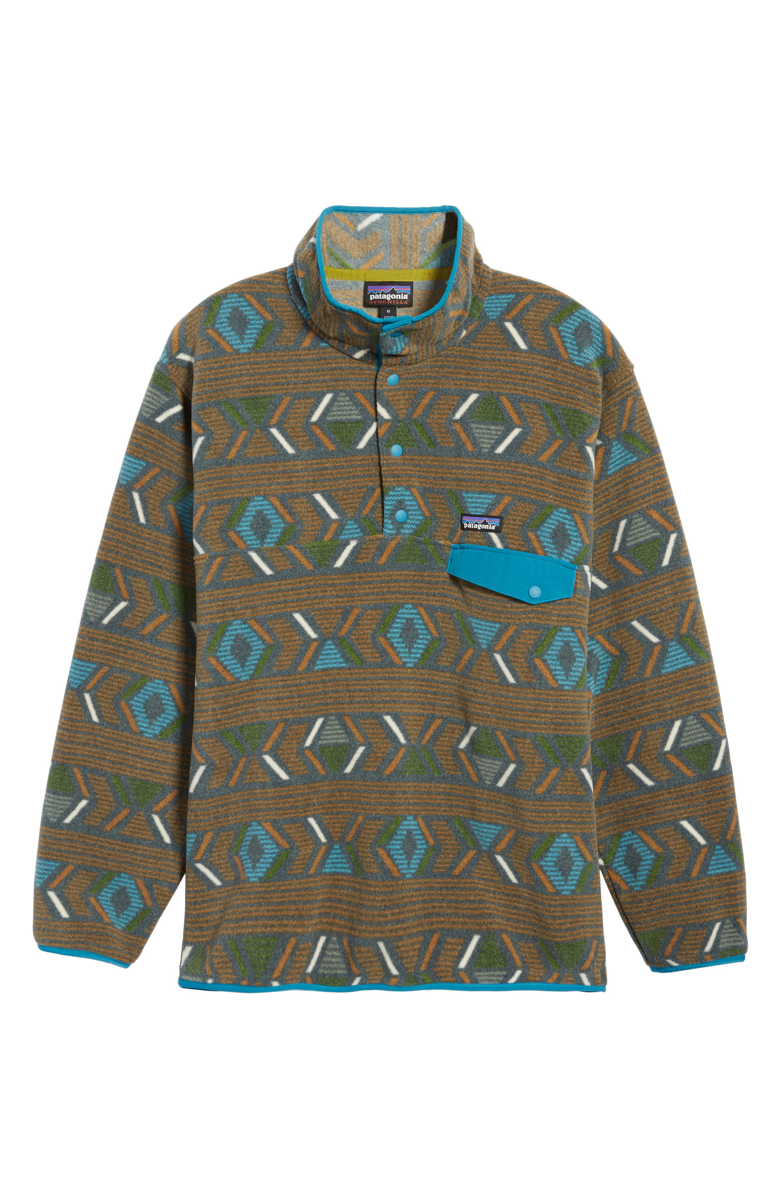 Synchilla<sup>®</sup> Snap-T<sup>®</sup> Pullover,                             Alternate thumbnail 6, color,                             203