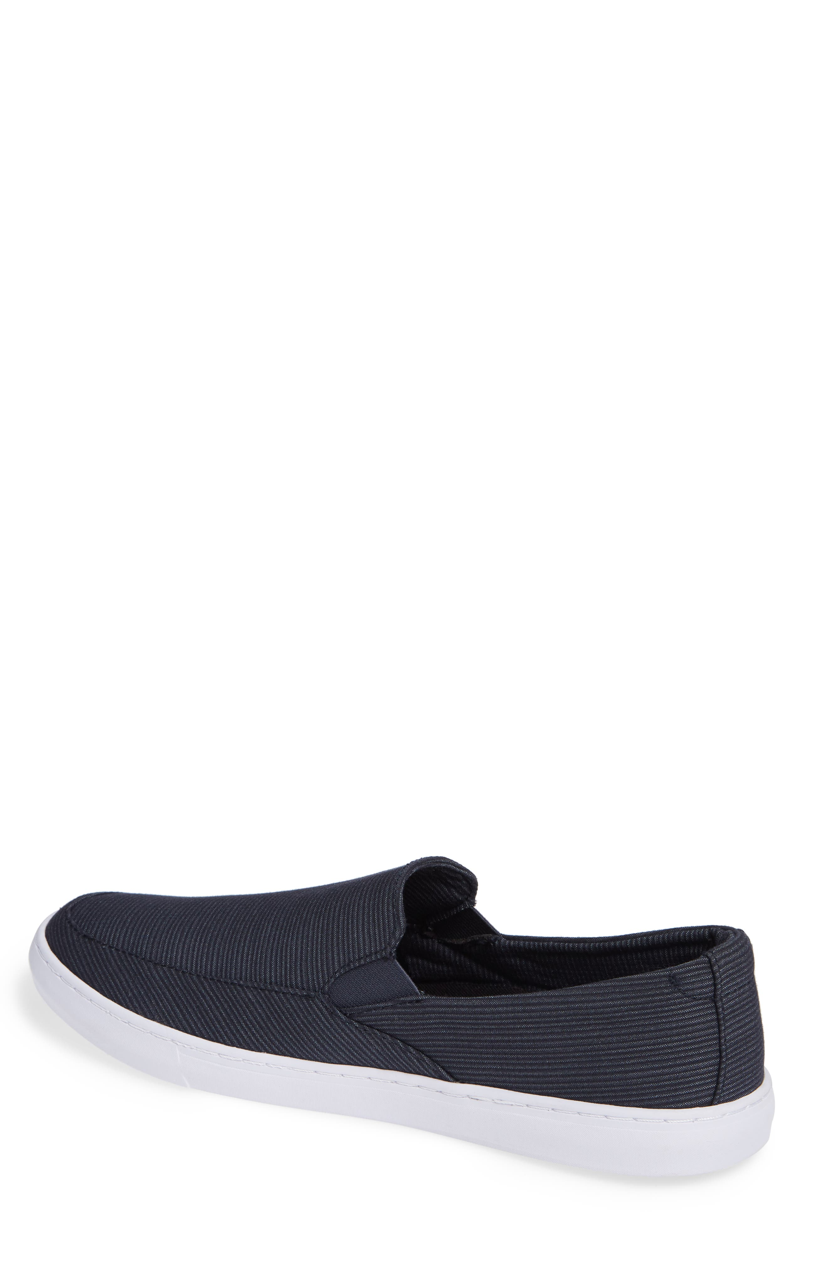Cuater by Travis Mathew  Tracers Slip-On Sneaker,                             Alternate thumbnail 2, color,                             BLUE NIGHTS