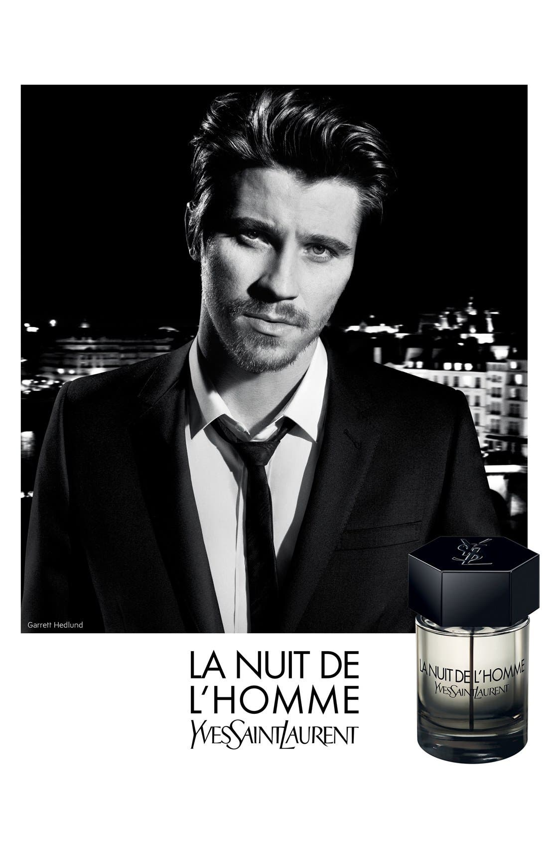 'La Nuit de l'Homme' Eau de Toilette,                             Alternate thumbnail 3, color,                             NO COLOR