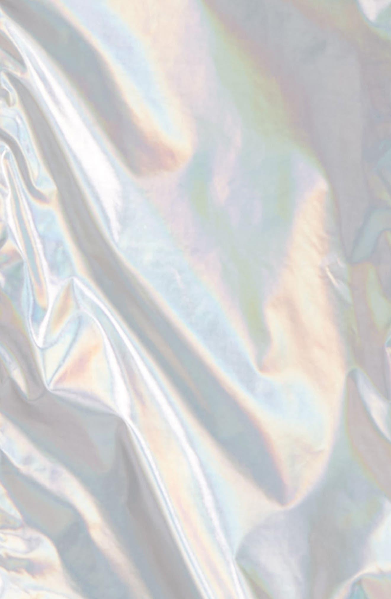 NUNUNU,                             Hooded Nylon Jacket,                             Alternate thumbnail 2, color,                             040