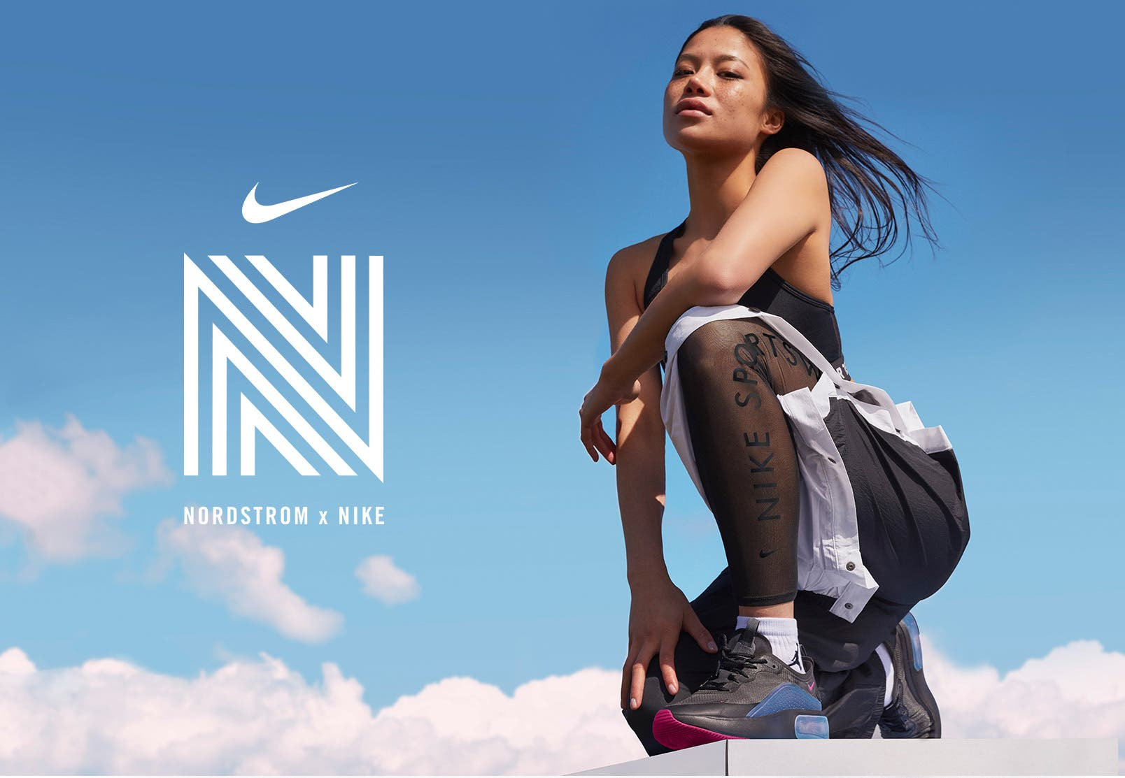 Nordstrom x Nike Celebrates Air Max Day: March 21-April 14.