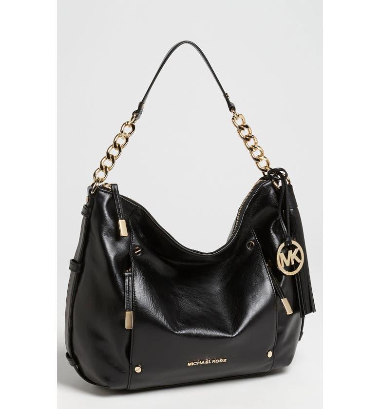 Devon Large Leather Shoulder Bag