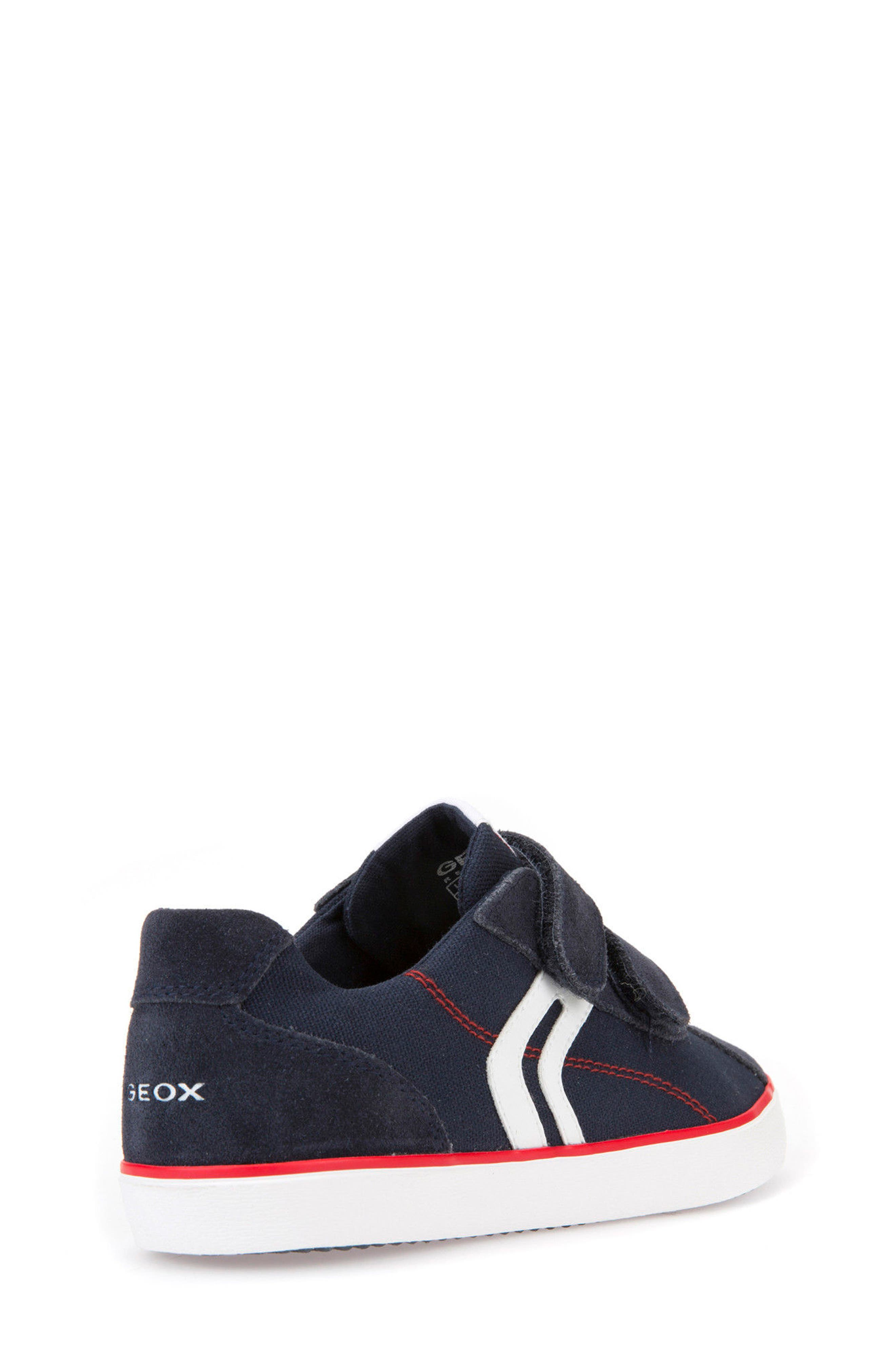 Kilwi Low Top Sneaker,                             Alternate thumbnail 2, color,                             NAVY/ RED