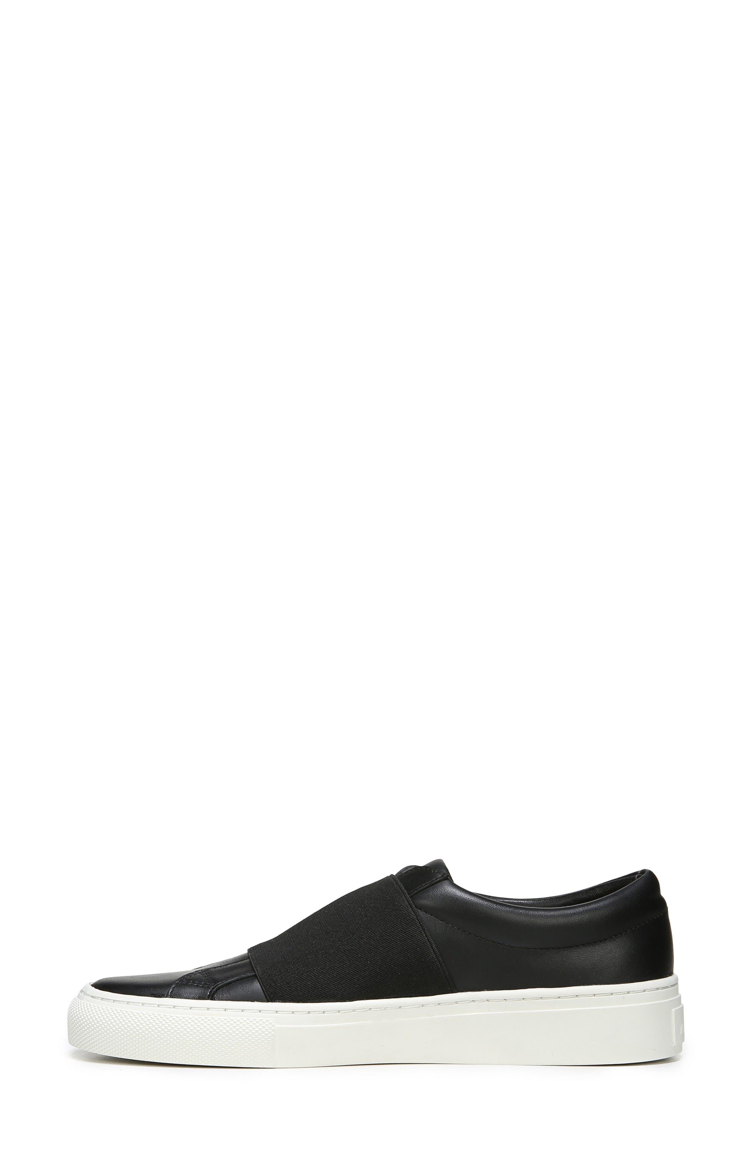 Saran Slip-On Sneaker,                             Alternate thumbnail 3, color,                             003