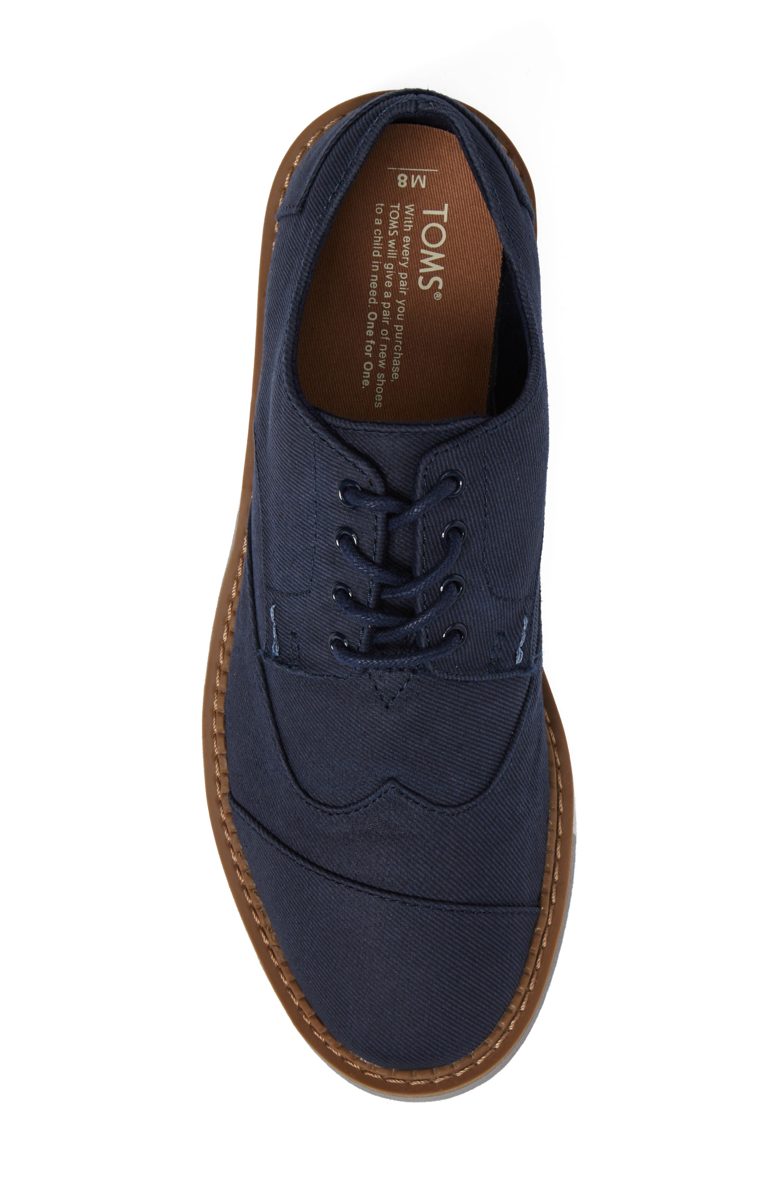 'Classic Brogue' Cotton Twill Derby,                             Alternate thumbnail 69, color,