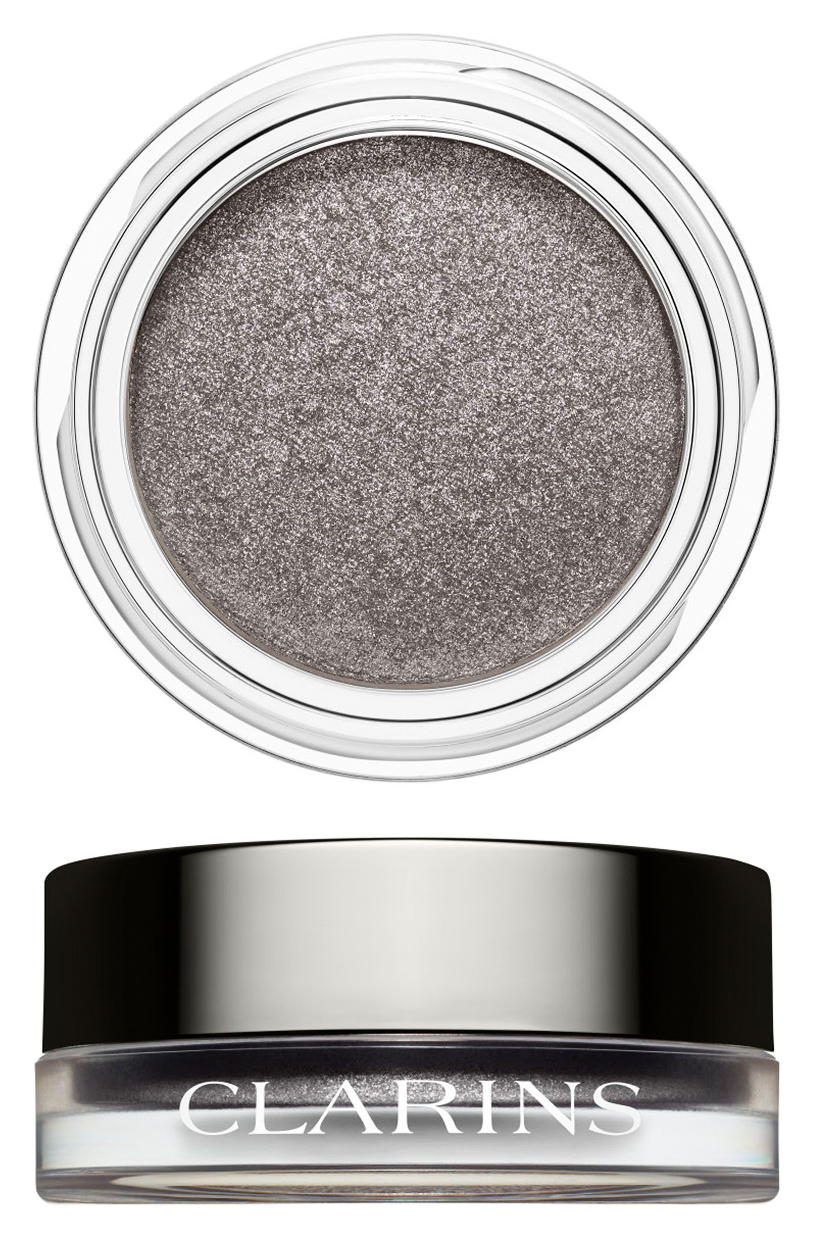 Ombré Iridescente Cream-to-Powder Iridescent Eyeshadow,                             Main thumbnail 1, color,                             SILVER GREY 10