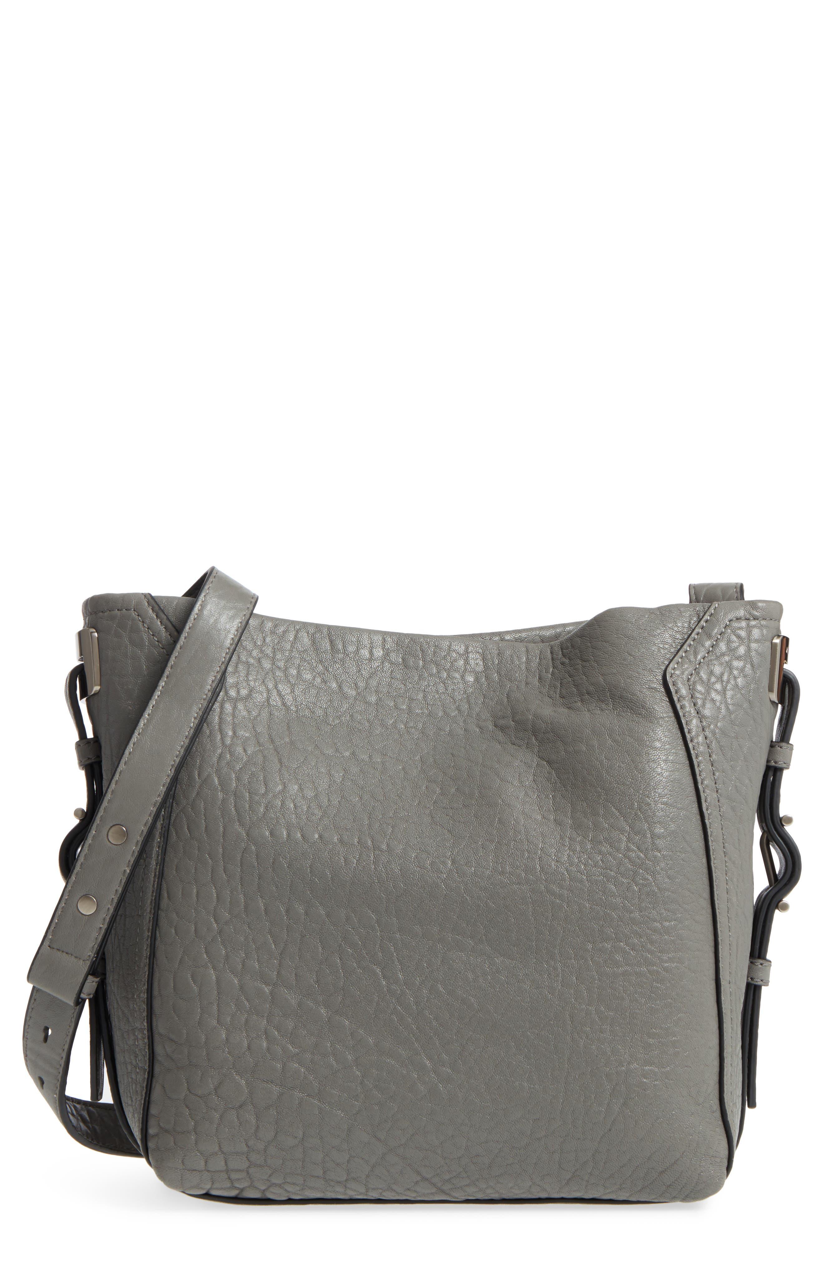 Fava Leather Bucket Bag,                             Main thumbnail 2, color,