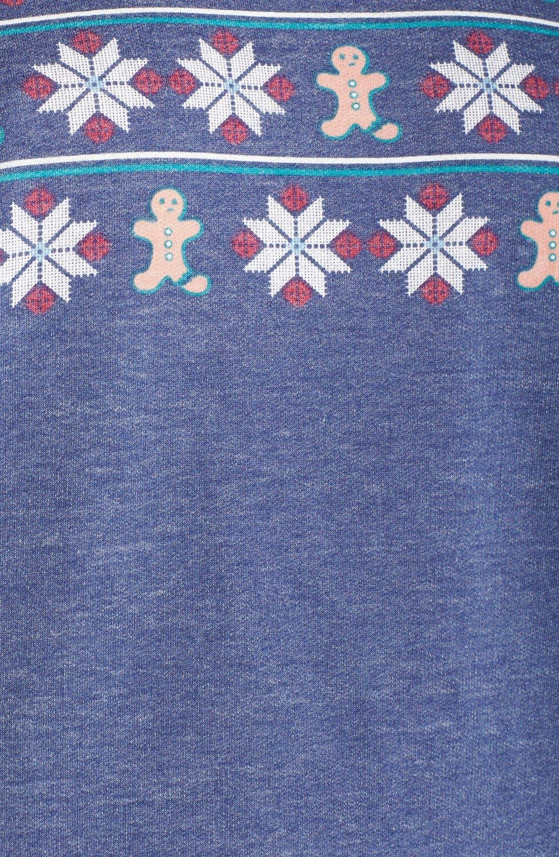 Burnout Lounge Sweatshirt,                             Alternate thumbnail 225, color,