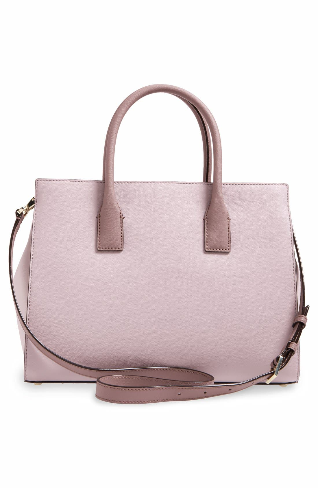 cameron street - candace leather satchel,                             Alternate thumbnail 71, color,