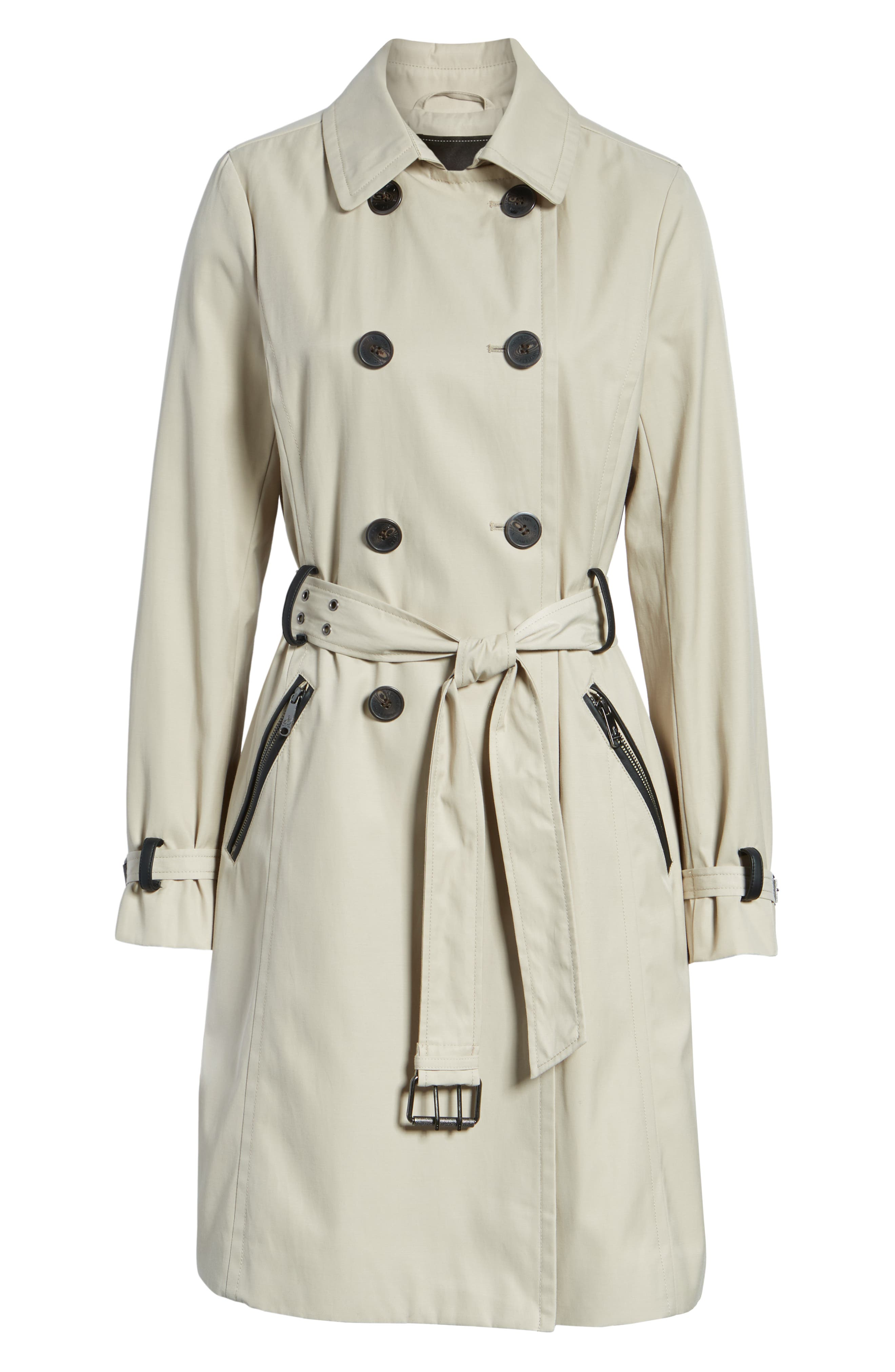 Packable Trench Coat,                             Alternate thumbnail 6, color,                             252