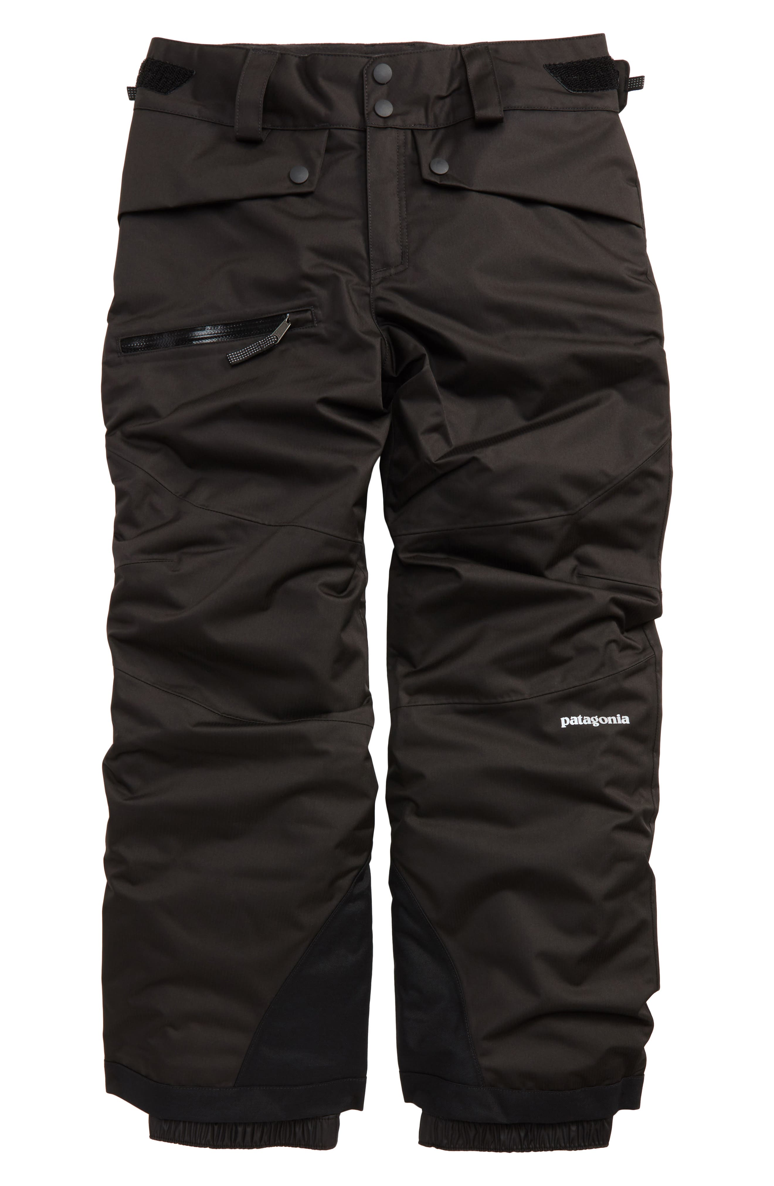 Snowbelle Insulated Snow Pants,                         Main,                         color, BLACK
