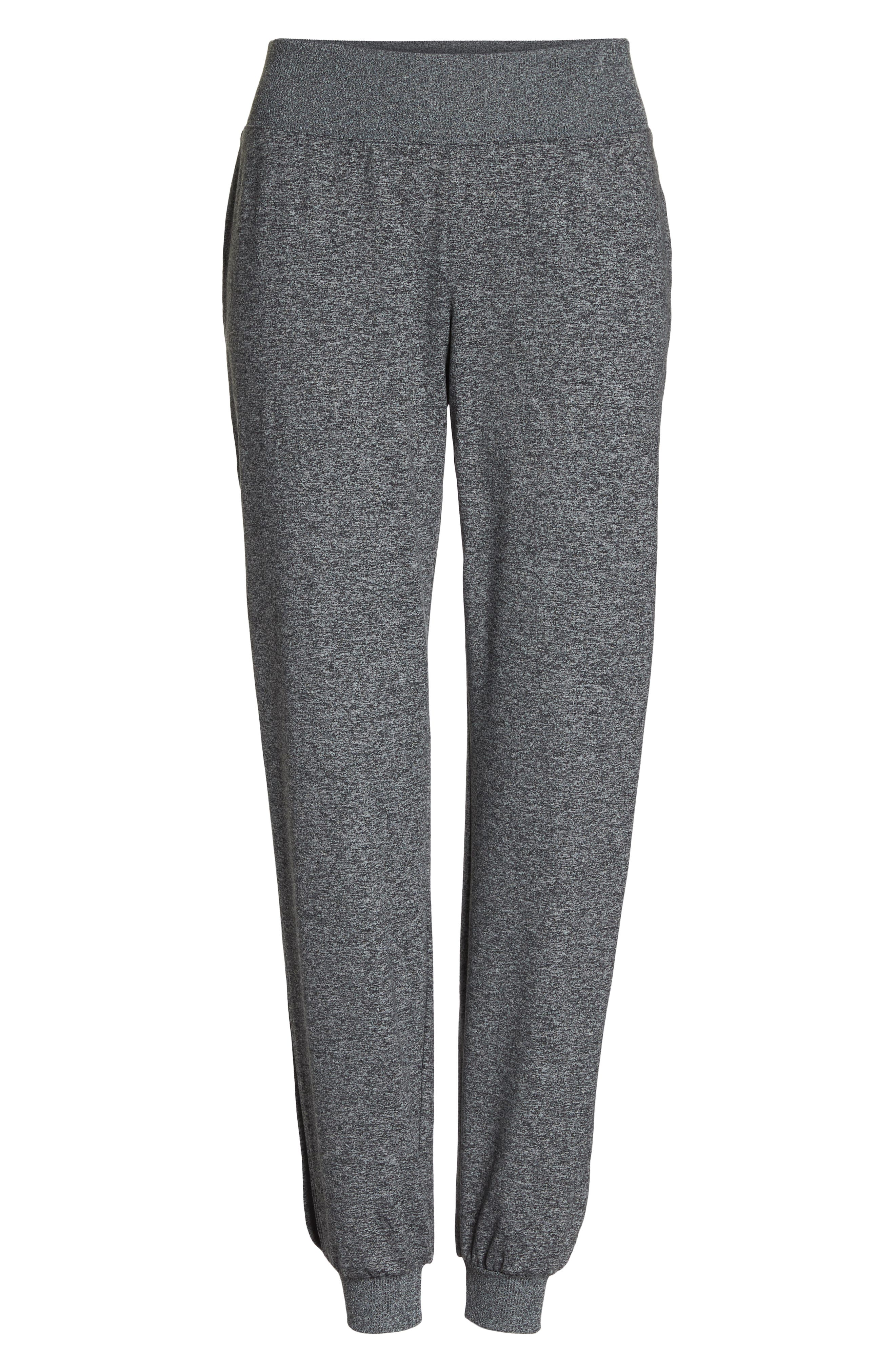 Re-Covery Recycled Lounge Pants,                             Alternate thumbnail 7, color,                             001