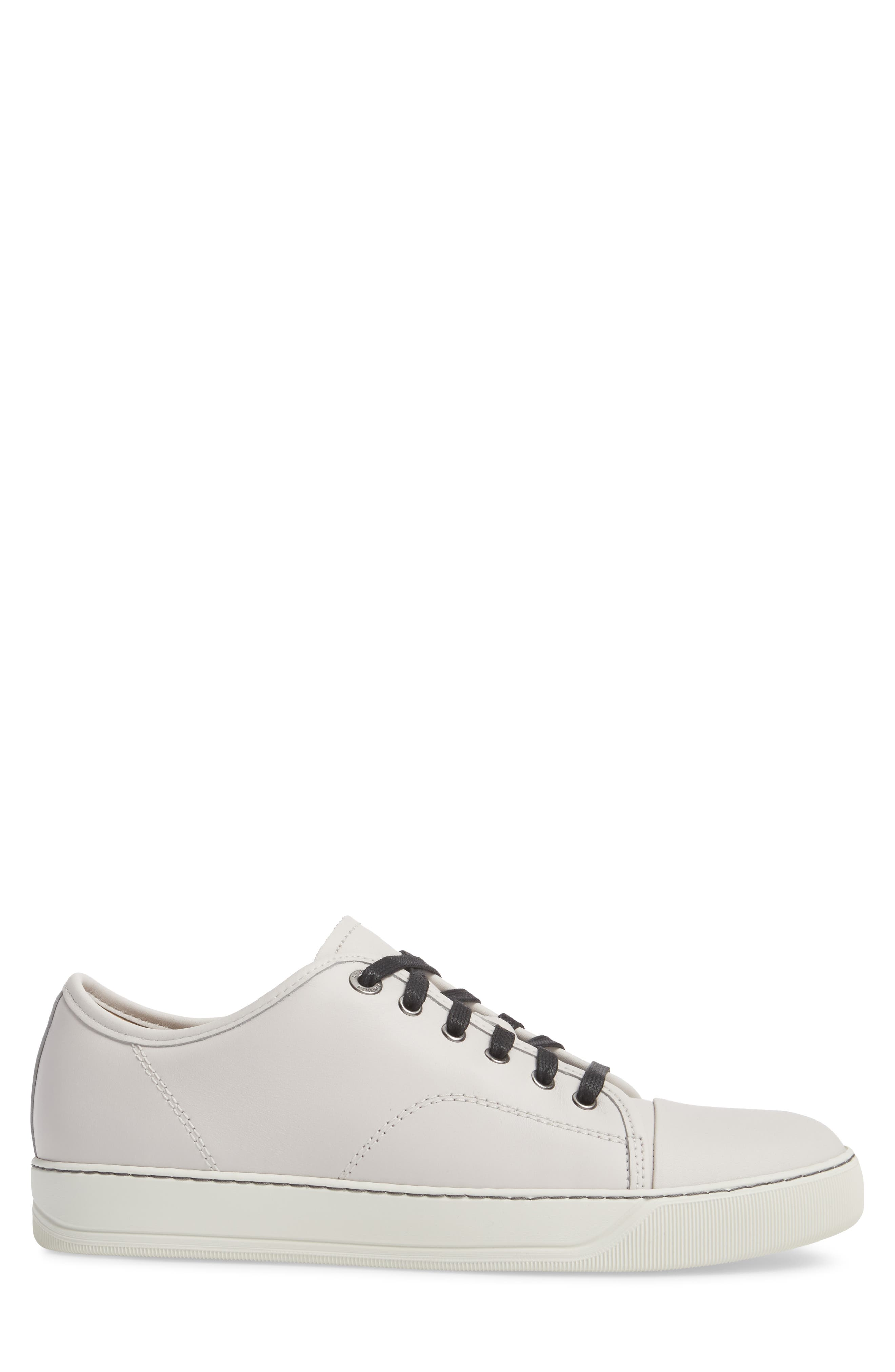 LANVIN,                             Low Top Sneaker,                             Alternate thumbnail 3, color,                             102