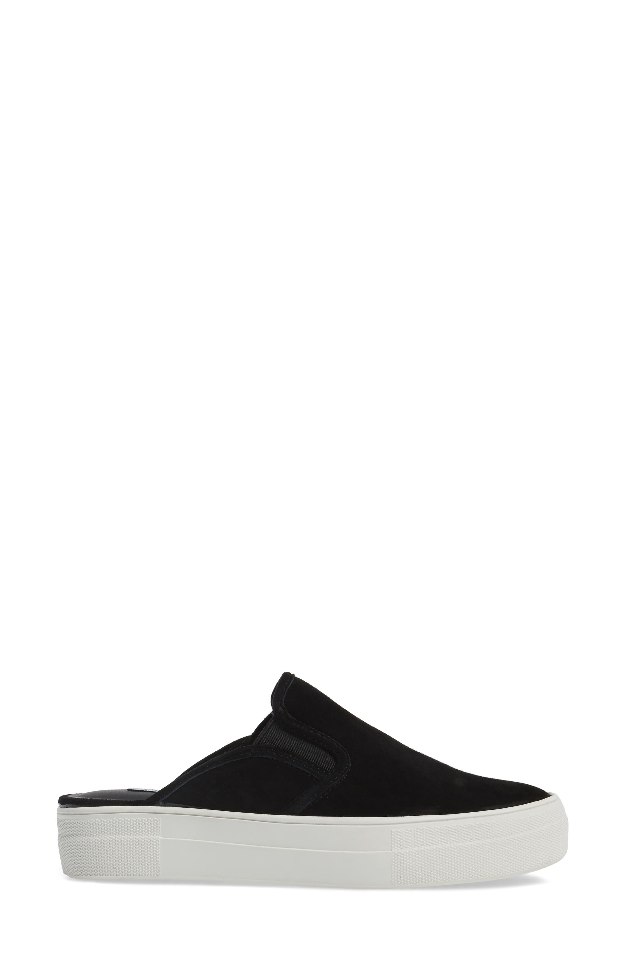 Glenda Sneaker Mule,                             Alternate thumbnail 3, color,                             006