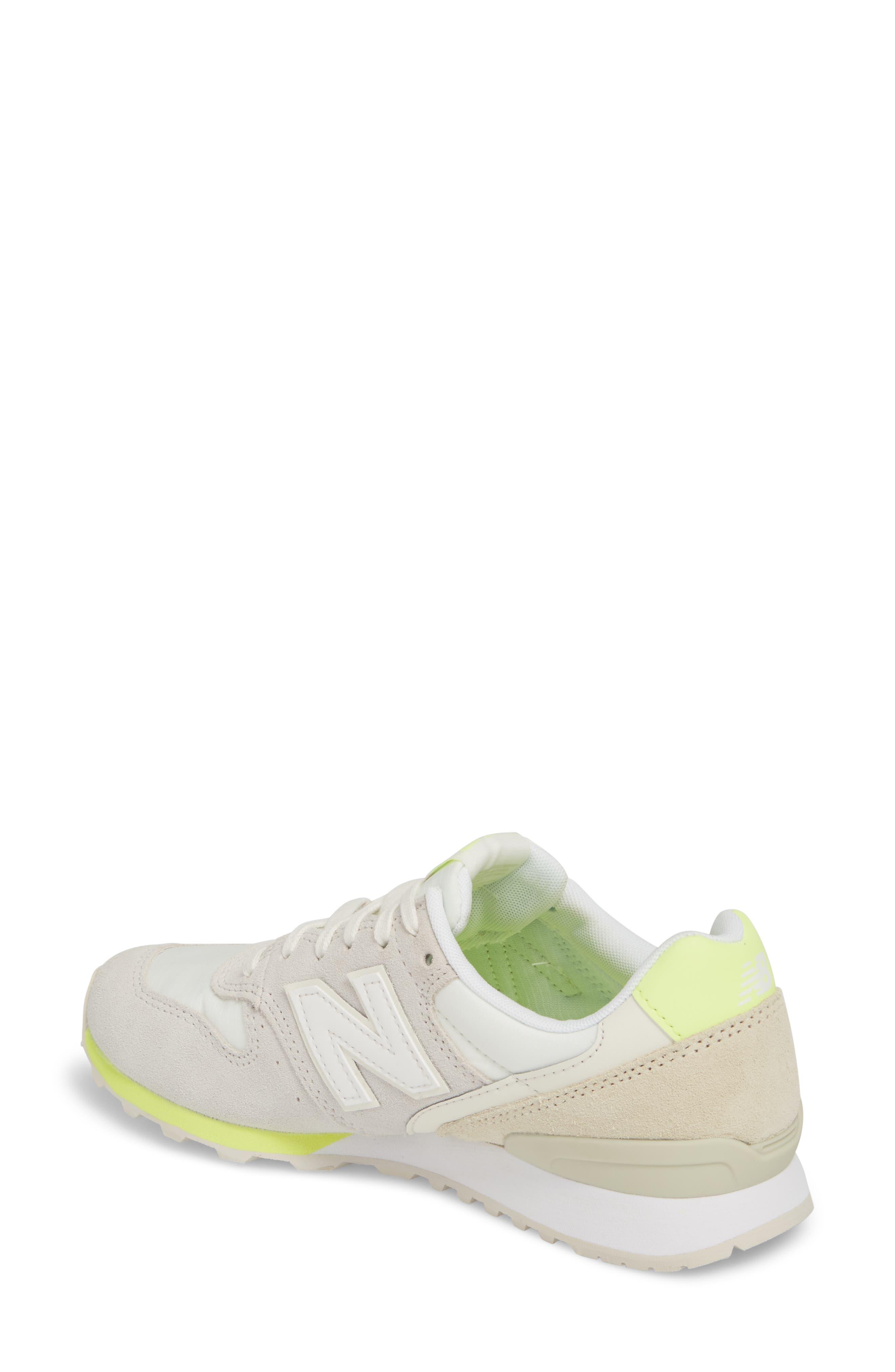 696 Suede Sneaker,                             Alternate thumbnail 2, color,                             250