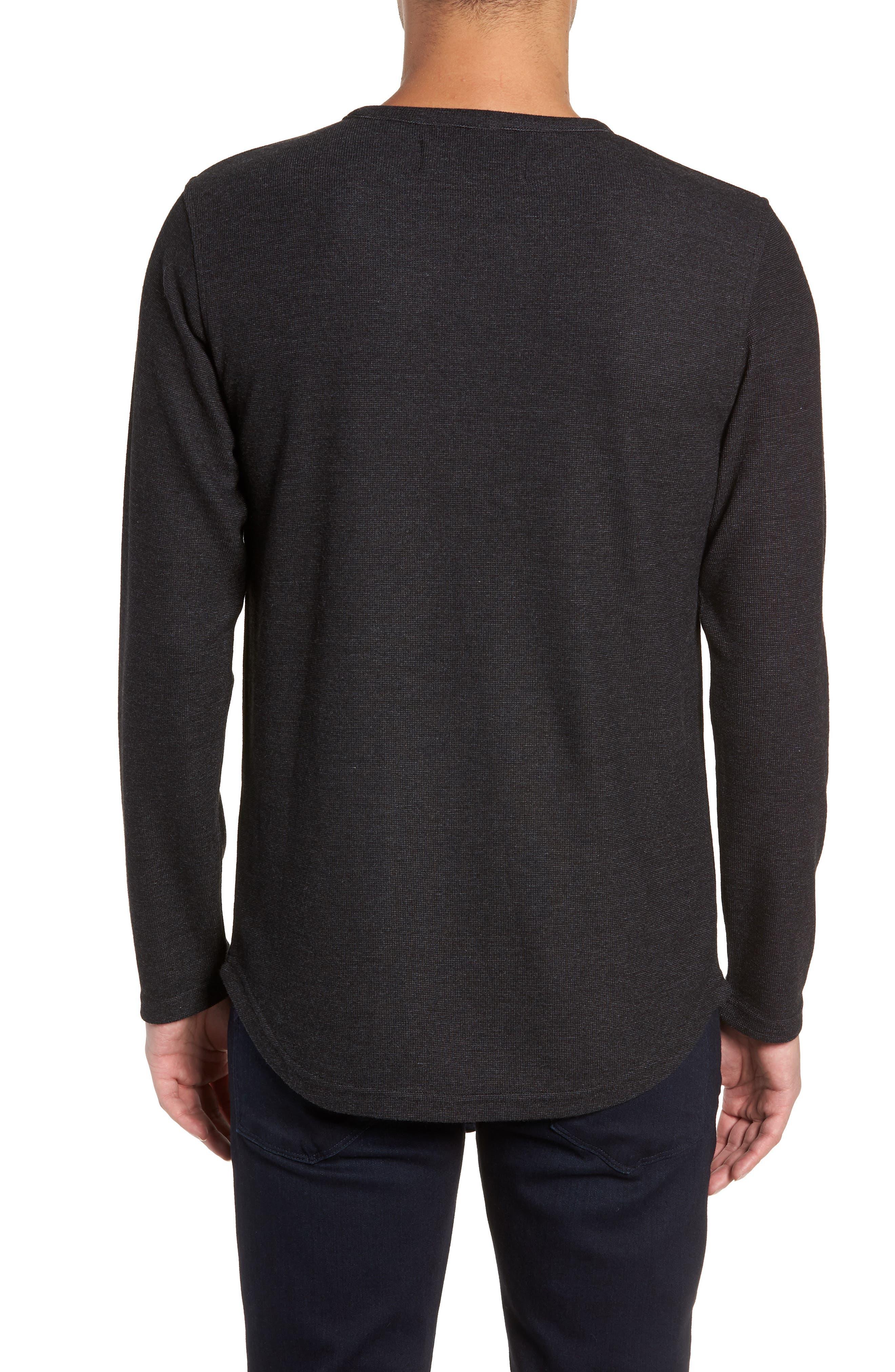 Trim Fit Clean Line Shirt,                             Alternate thumbnail 2, color,                             001