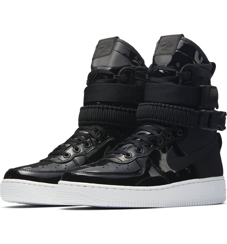 nike sf air force 1 high top sneaker women nordstrom. Black Bedroom Furniture Sets. Home Design Ideas