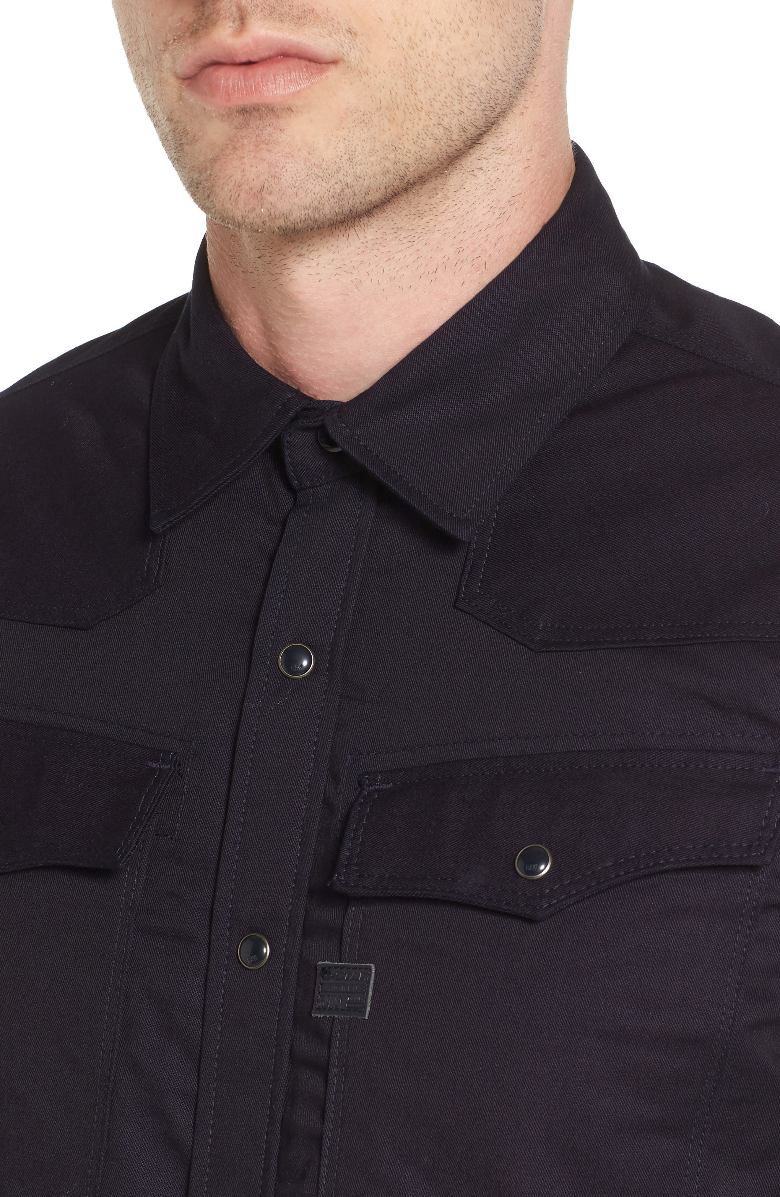 3301 HC Quilted Shirt Jacket,                             Alternate thumbnail 4, color,                             400