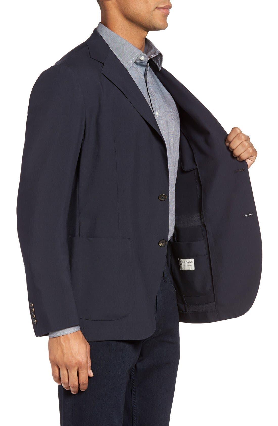 Cashmere Sport Coat,                             Alternate thumbnail 4, color,                             401