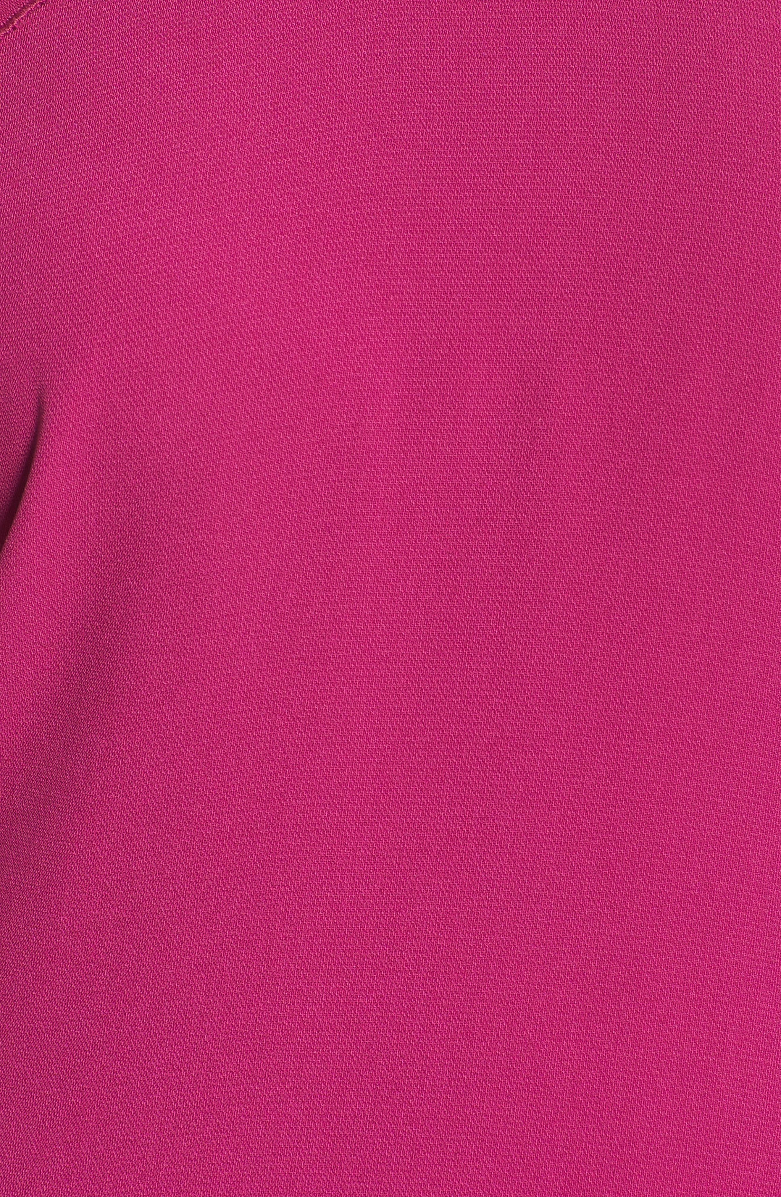 Sydney Cold Shoulder Dress,                             Alternate thumbnail 10, color,