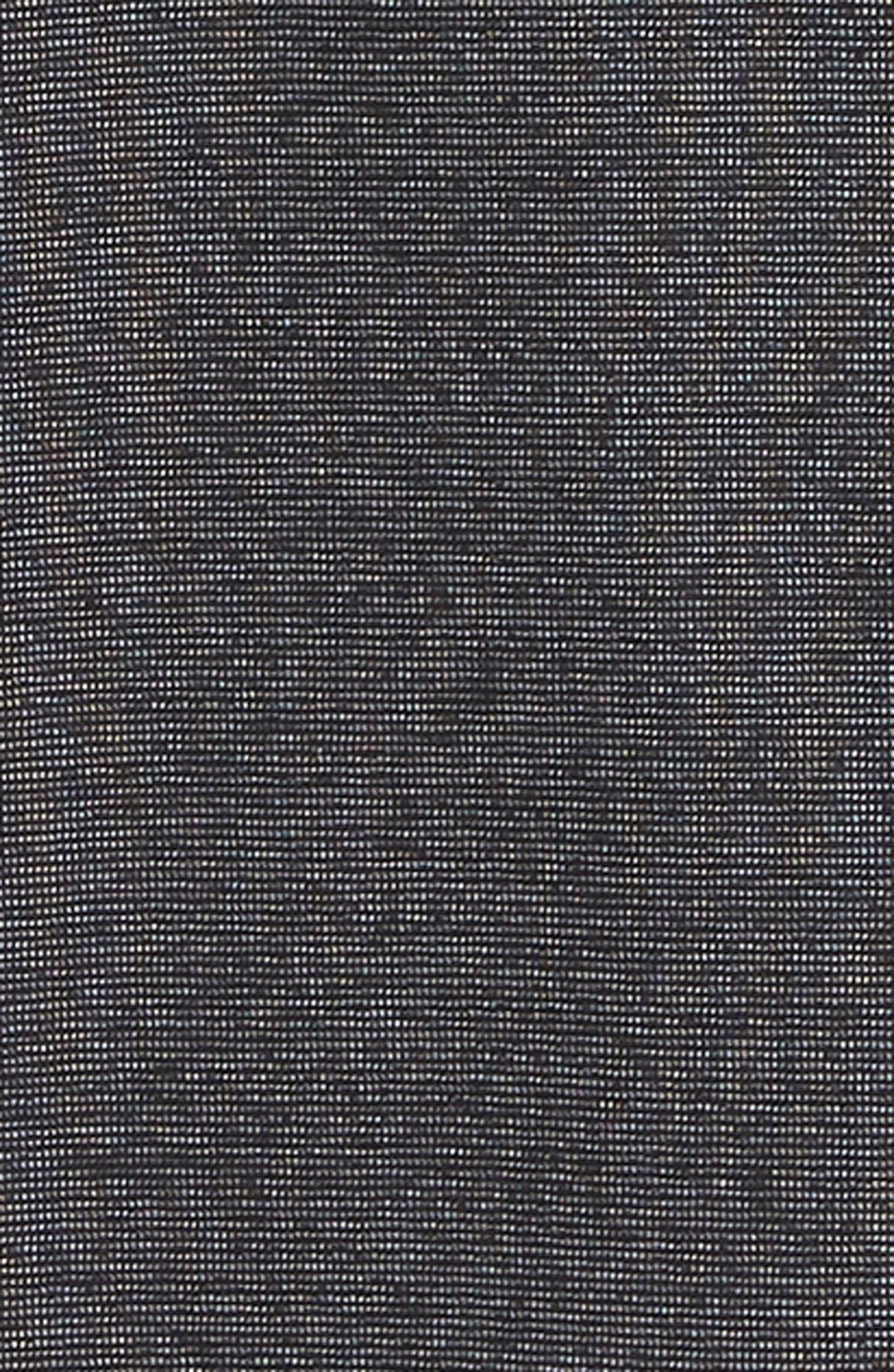 CALIBRATE,                             Slim Fit Non-Iron Textured Sport Shirt,                             Alternate thumbnail 6, color,                             001
