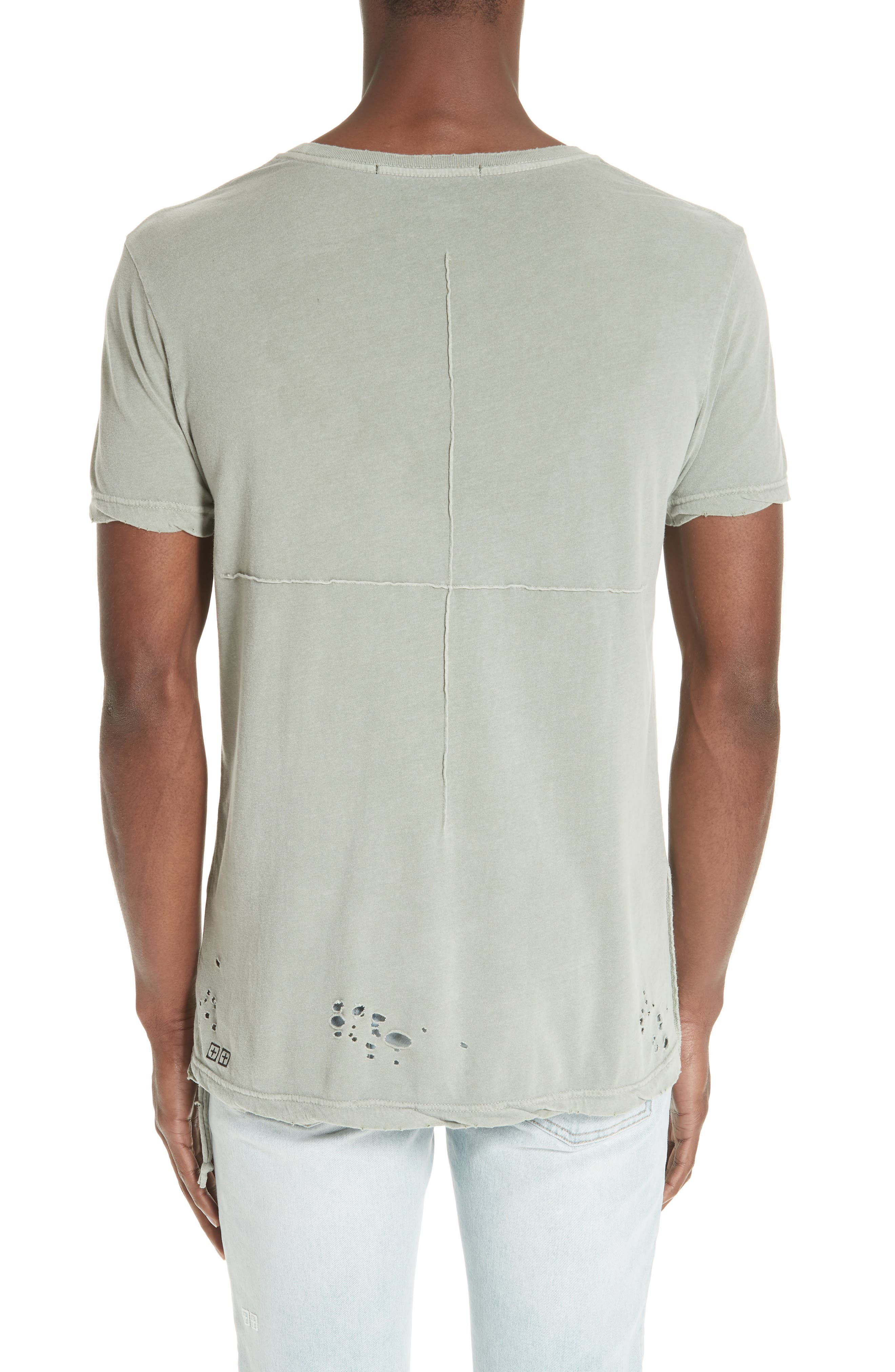 Sioux Distressed T-Shirt,                             Alternate thumbnail 2, color,                             300