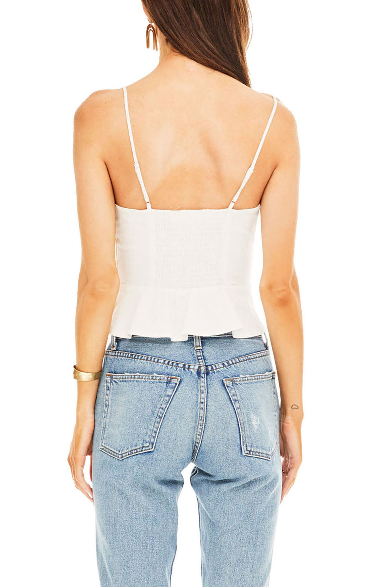 ASTR THE LABEL,                             Anika Top,                             Alternate thumbnail 2, color,                             900