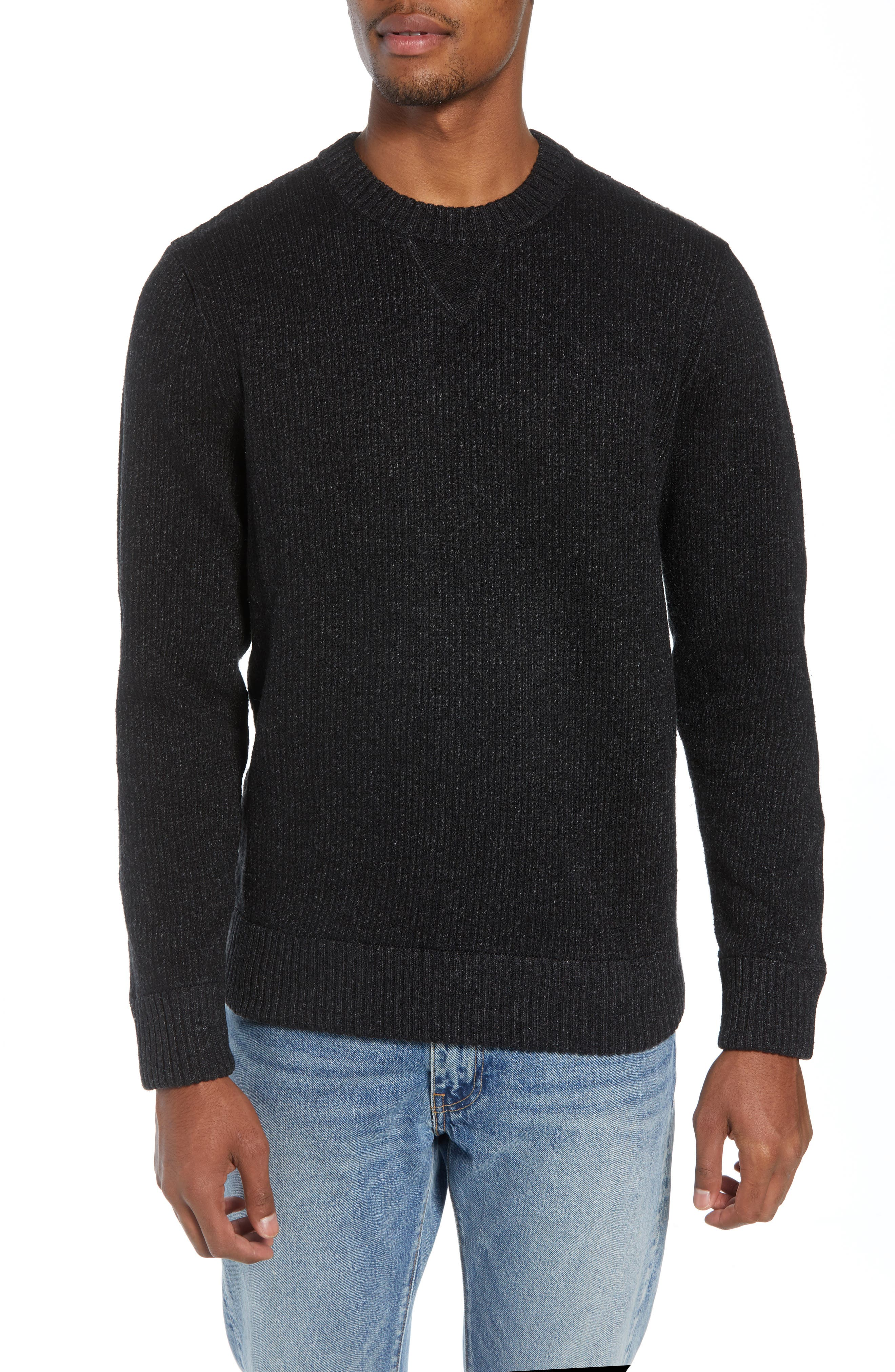 Off Country Crewneck Sweater,                             Main thumbnail 1, color,                             020
