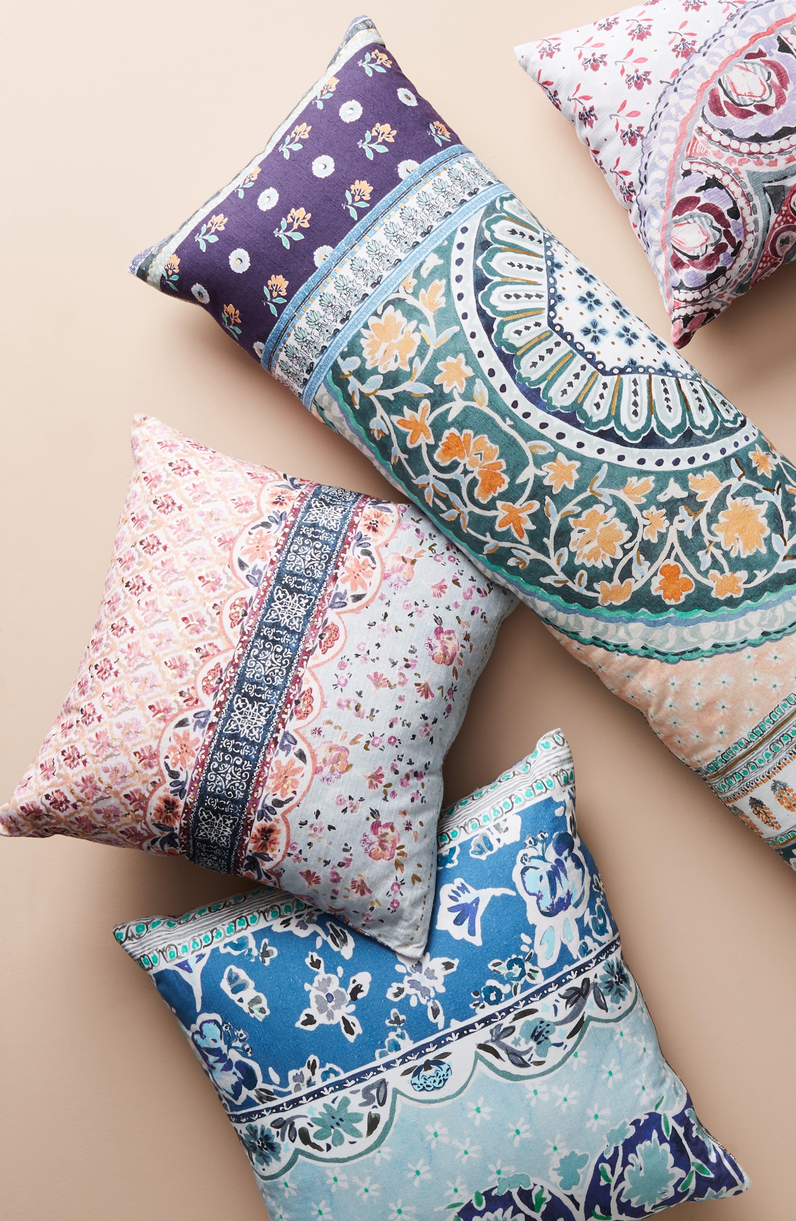 Aurora Accent Pillow,                             Alternate thumbnail 5, color,                             400