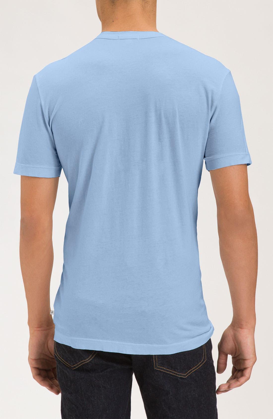 Crewneck Jersey T-Shirt,                             Alternate thumbnail 281, color,