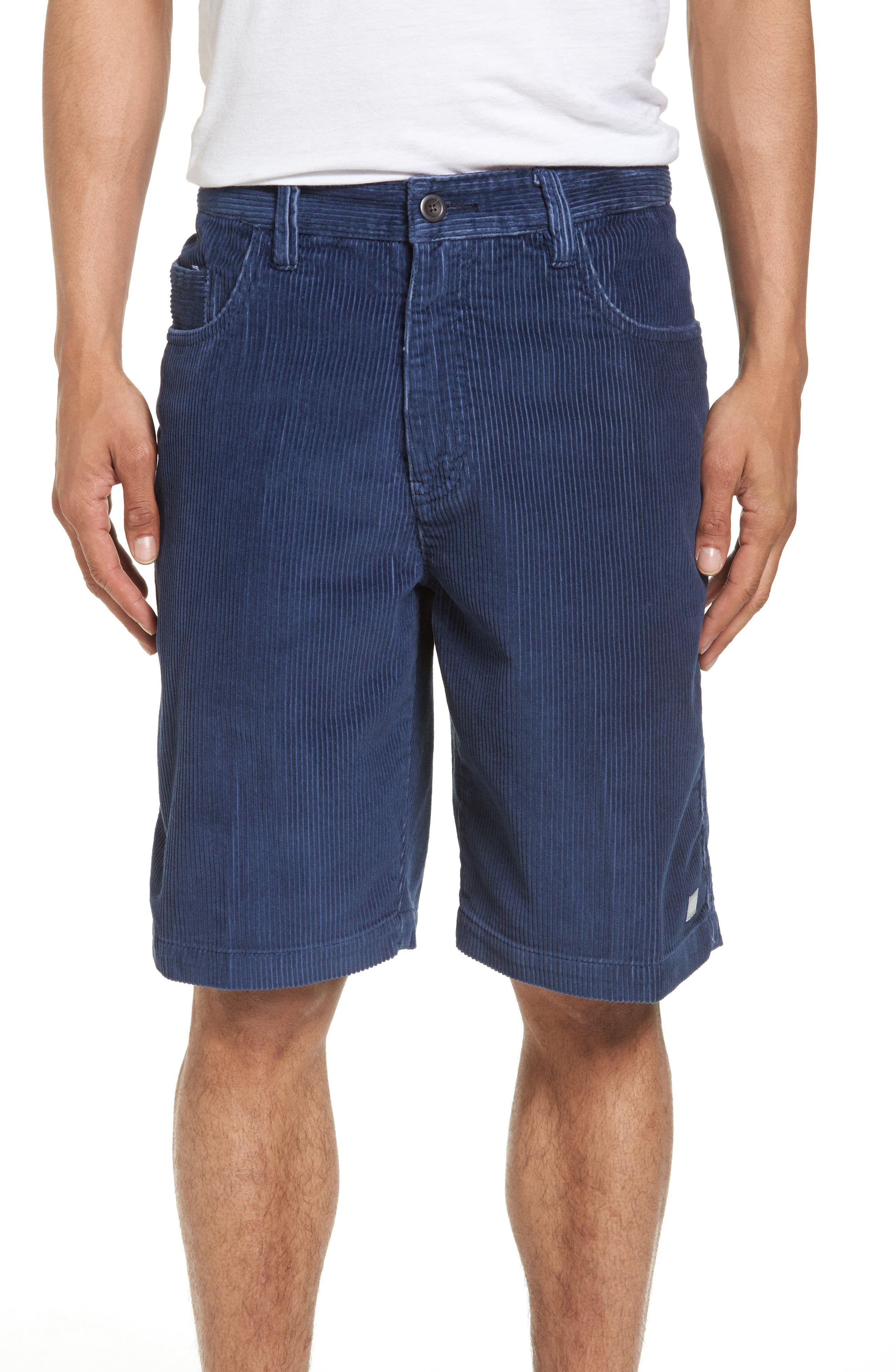 Kordo Corduroy Walking Shorts,                             Main thumbnail 1, color,