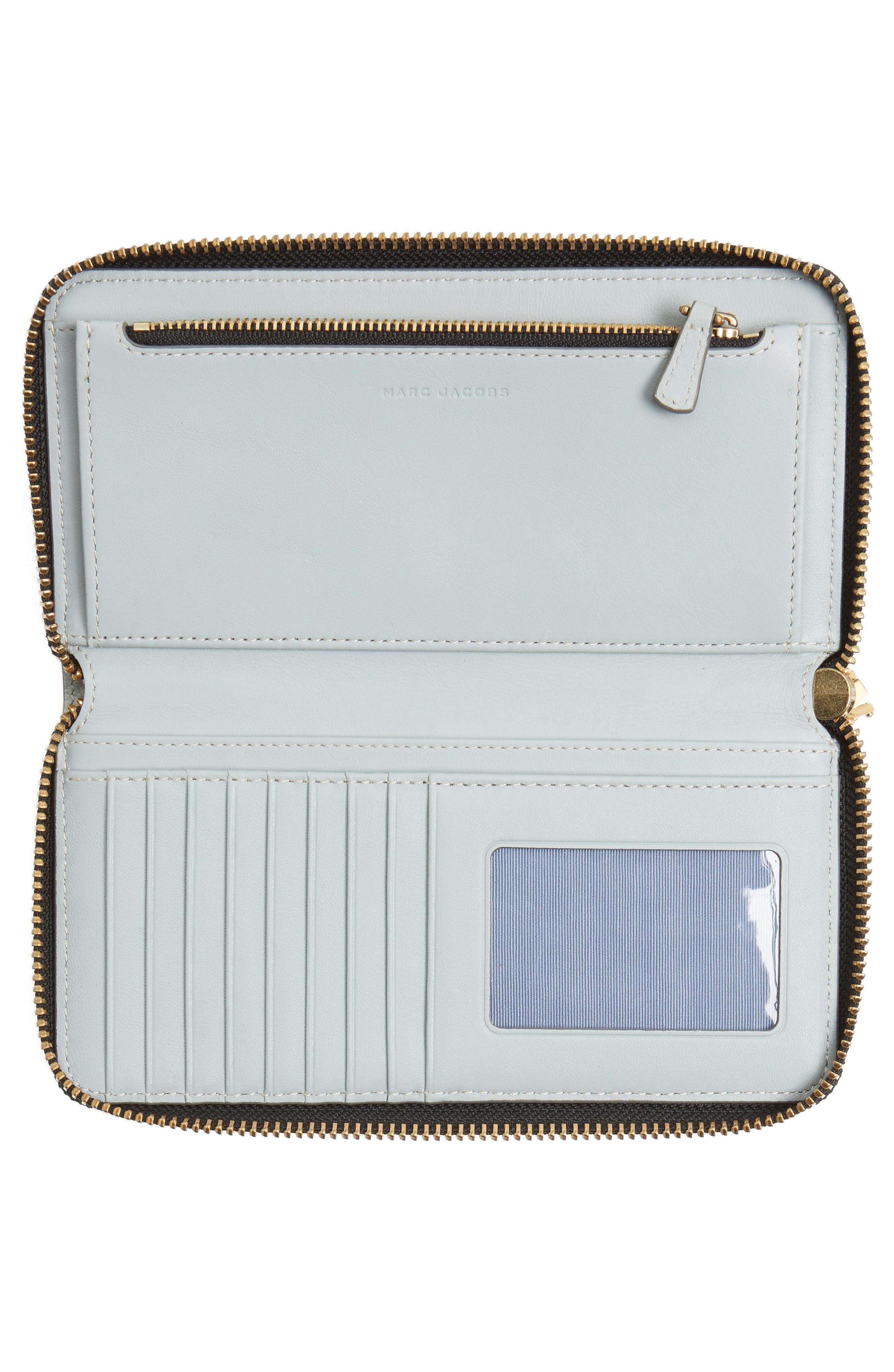 Vertical Zippy Wallet,                             Alternate thumbnail 12, color,
