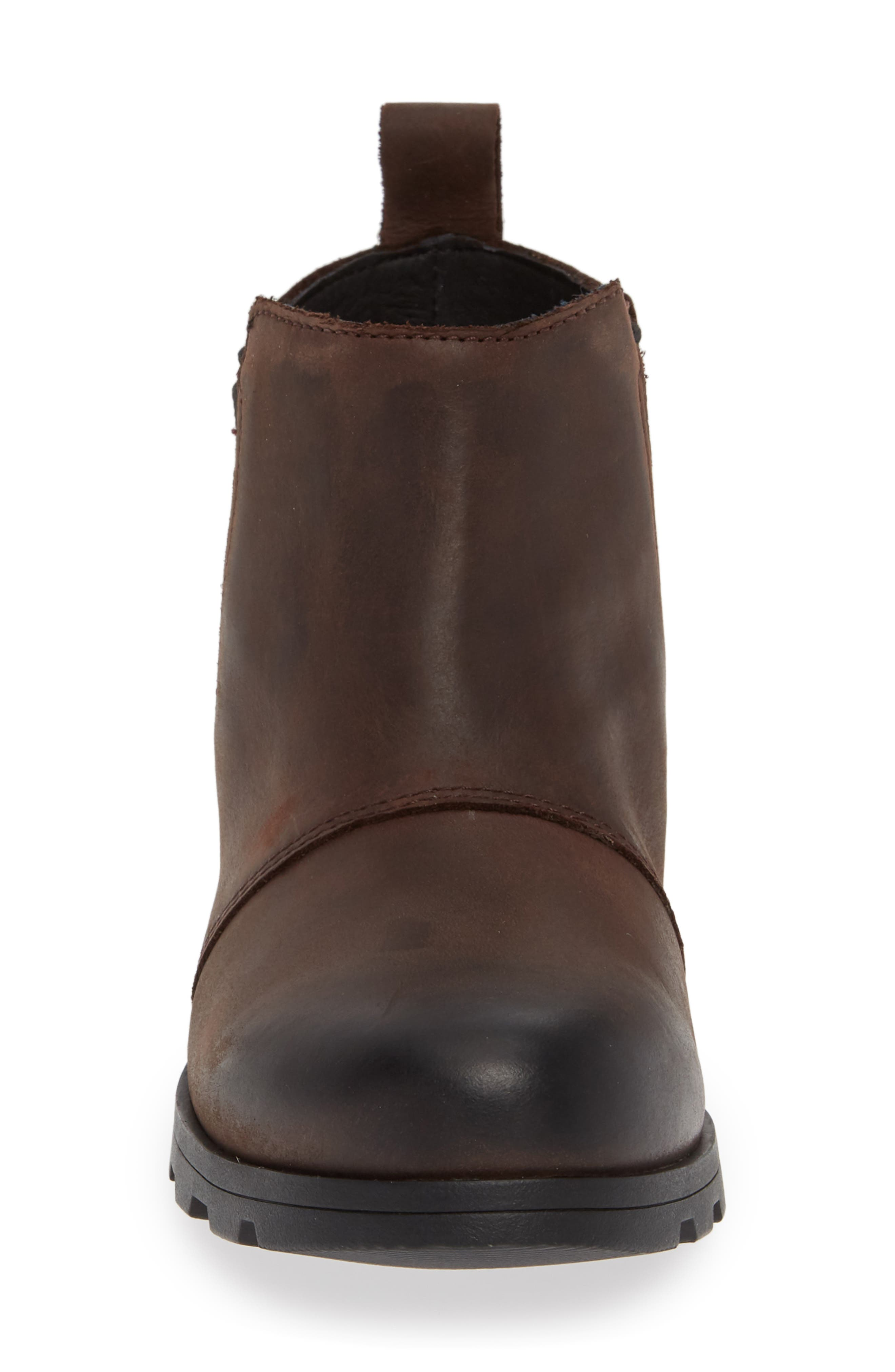 Emelie Waterproof Chelsea Boot,                             Alternate thumbnail 14, color,