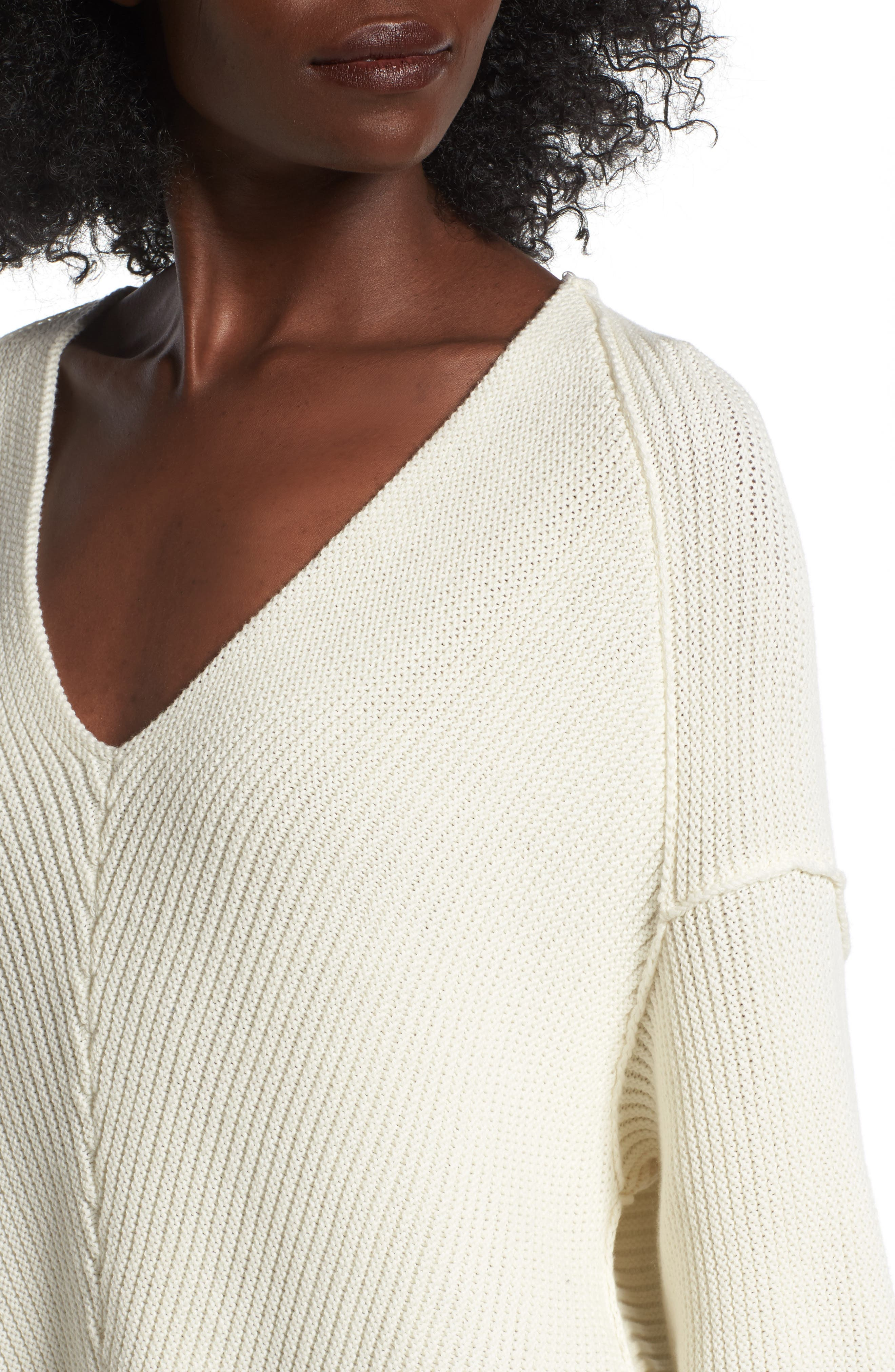 Cuff Sleeve Pullover,                             Alternate thumbnail 4, color,                             900