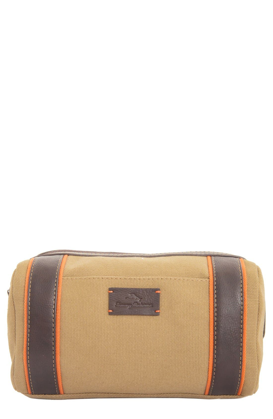 Canvas Dopp Kit,                         Main,                         color, 260