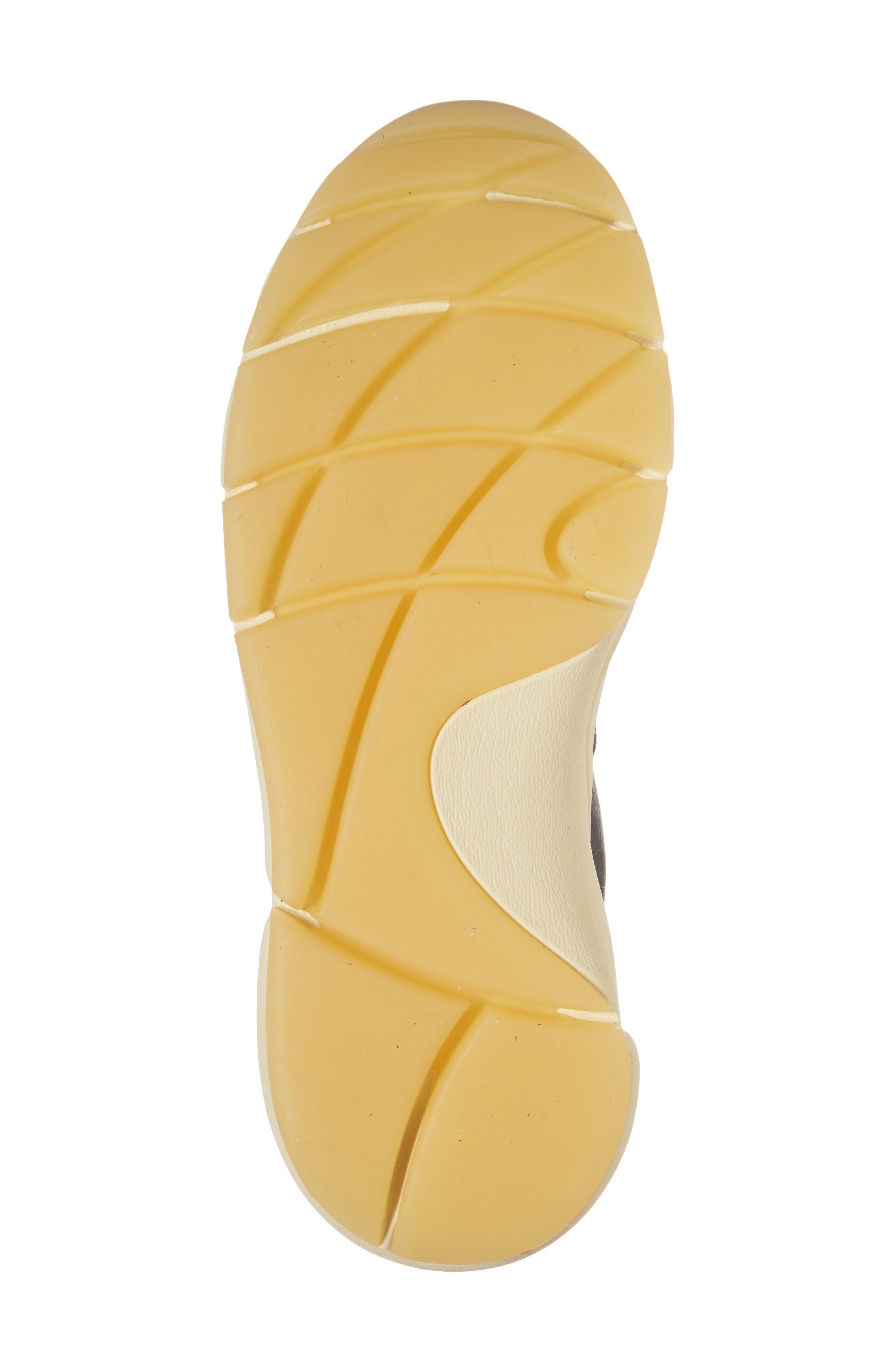 Castas Asymmetrical Chukka Sneaker,                             Alternate thumbnail 6, color,                             001
