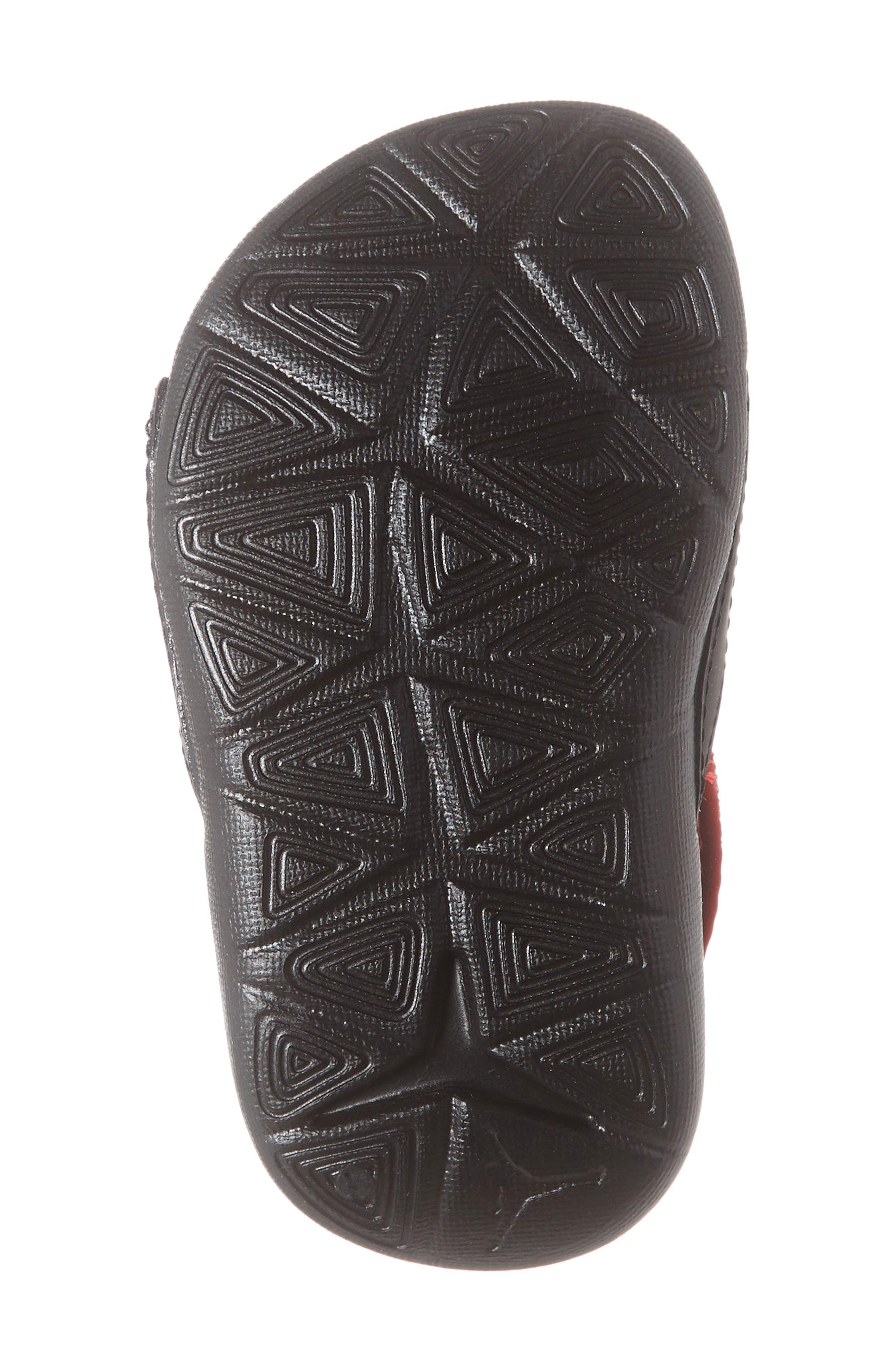Hydro 7 V2 Sandal,                             Alternate thumbnail 6, color,                             GYM RED/ BLACK 2