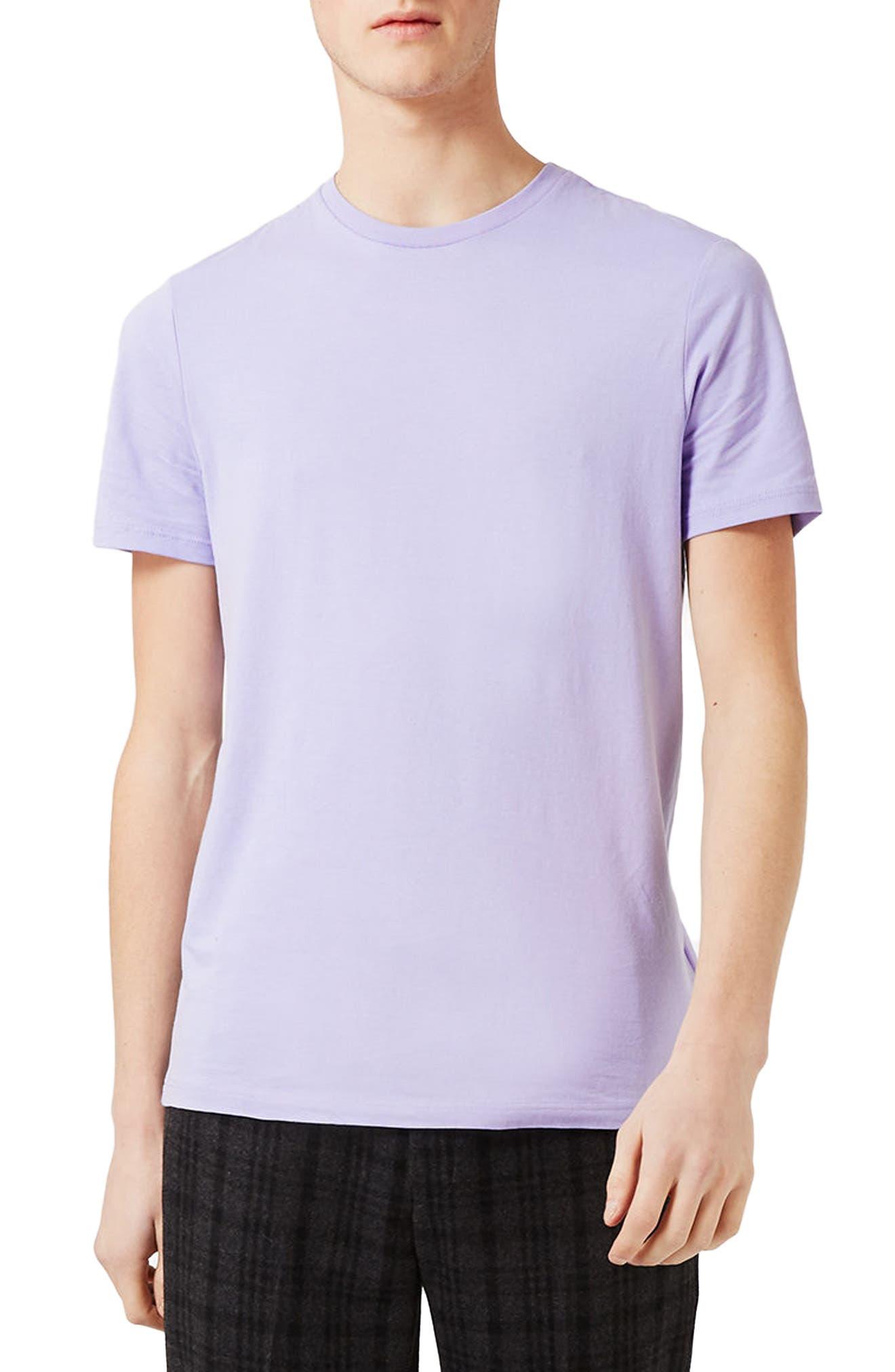 Slim Fit Crewneck T-Shirt,                             Main thumbnail 75, color,