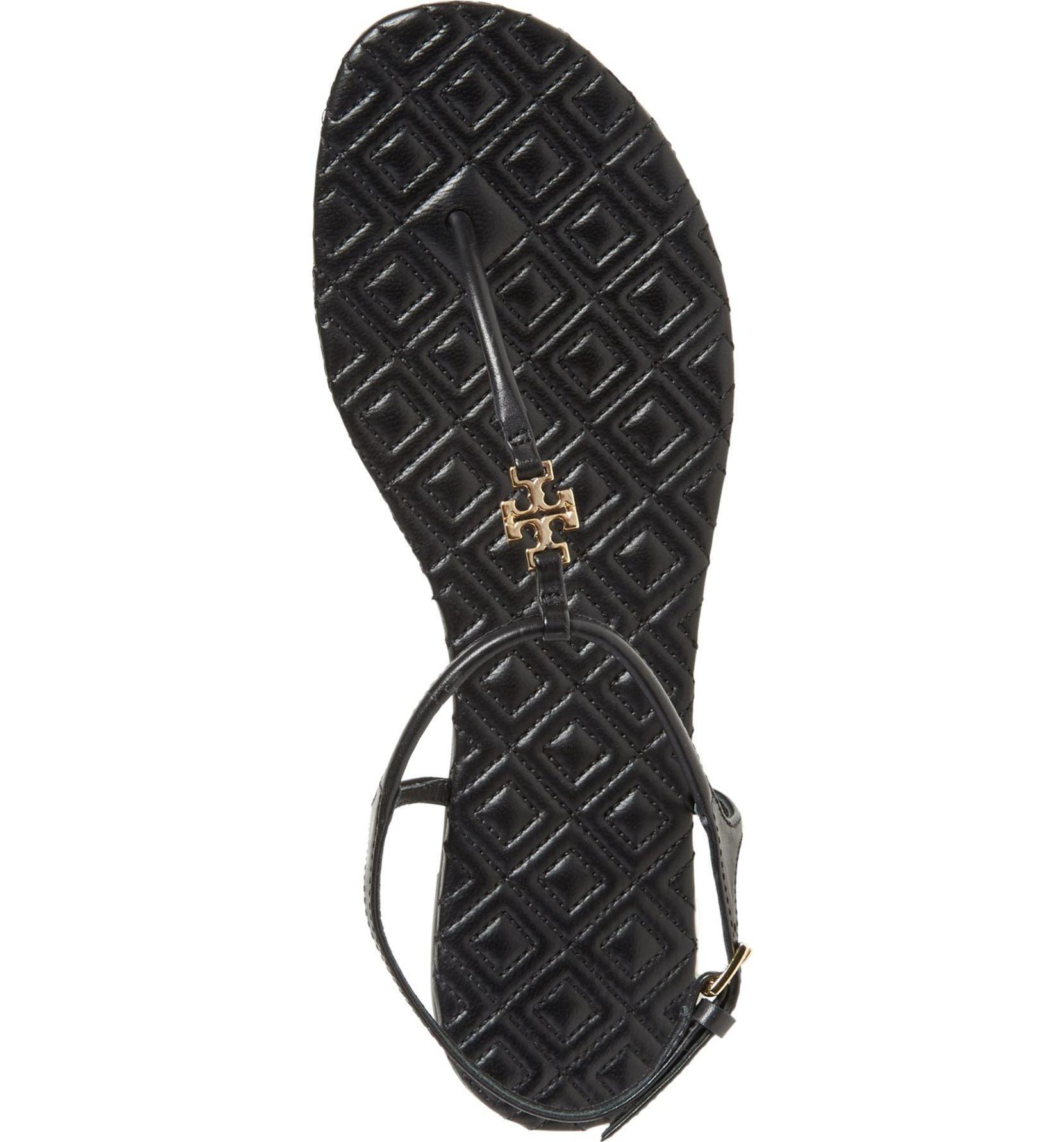 06282ae7c1d99 Tory Burch  Marion  Quilted Sandal (Women)