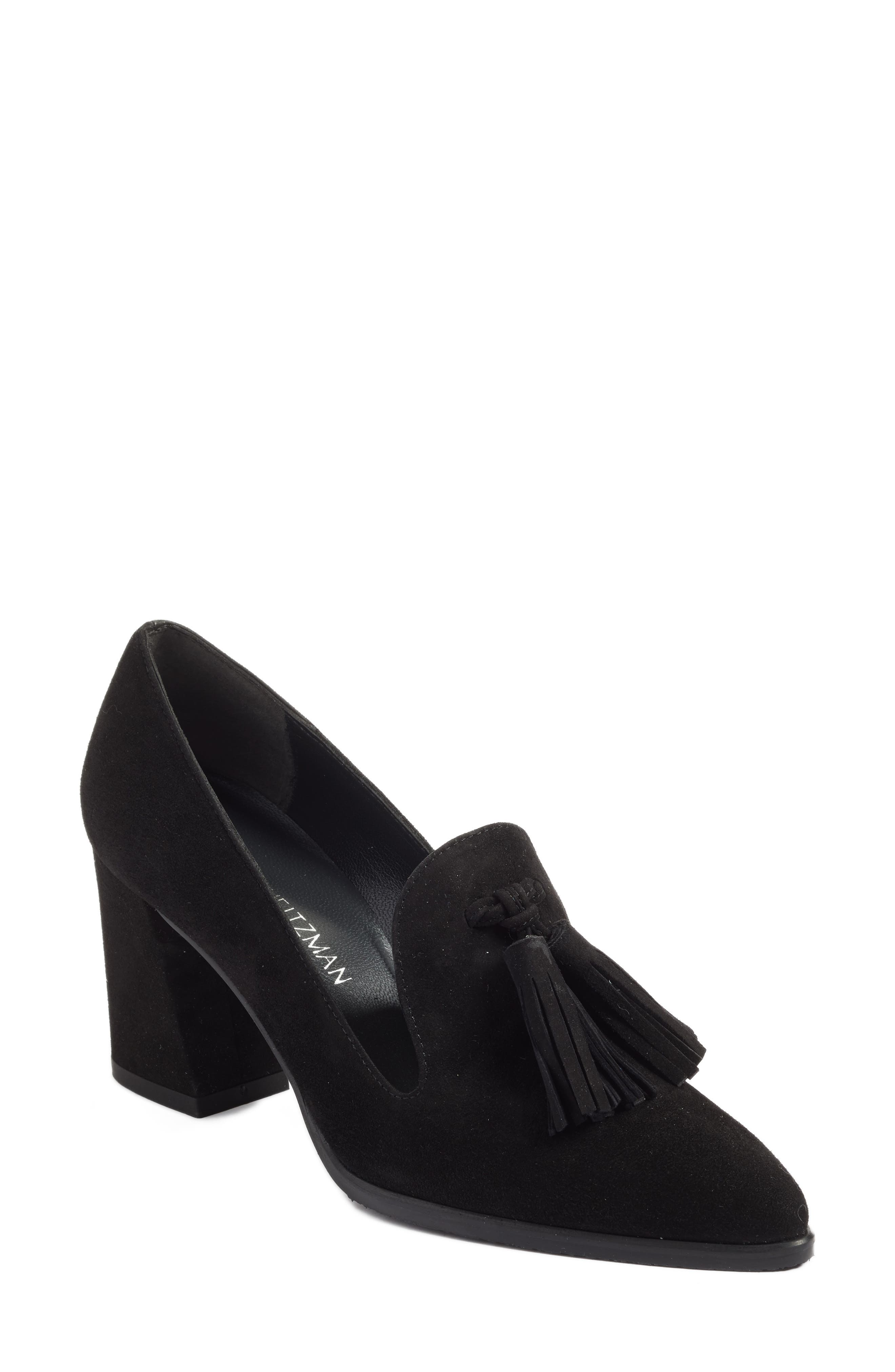 Murphy Tassel Pump,                             Main thumbnail 1, color,                             002