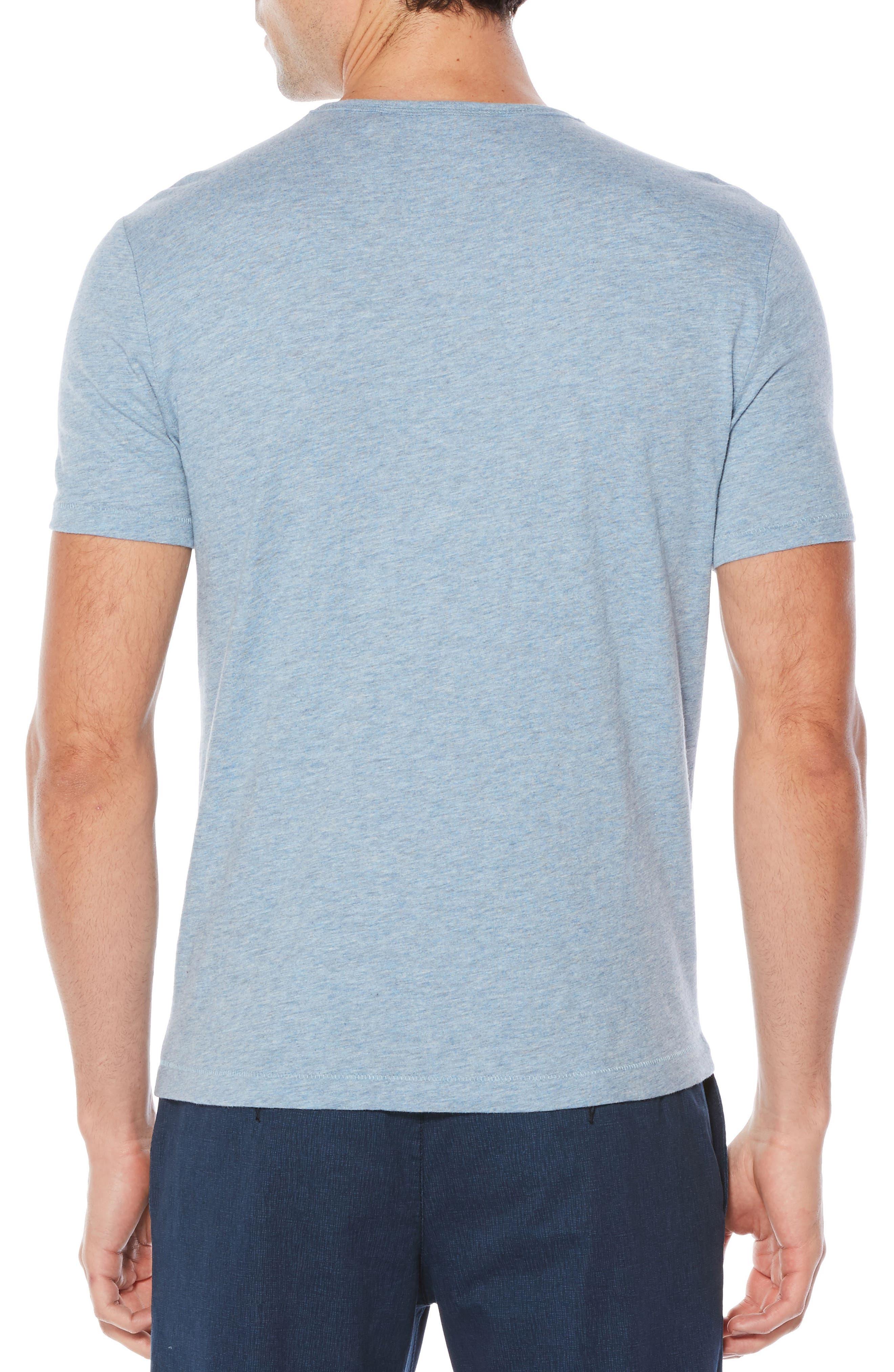 Bing V-Neck T-Shirt,                             Alternate thumbnail 4, color,