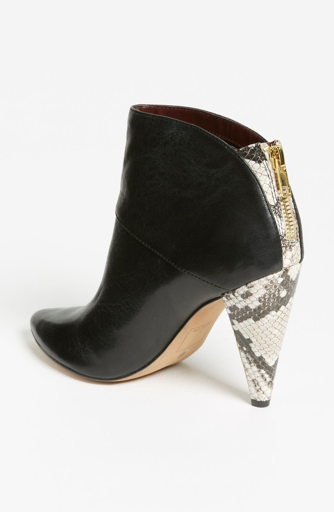 DOLCE VITA,                             'Harlan' Bootie,                             Alternate thumbnail 6, color,                             001