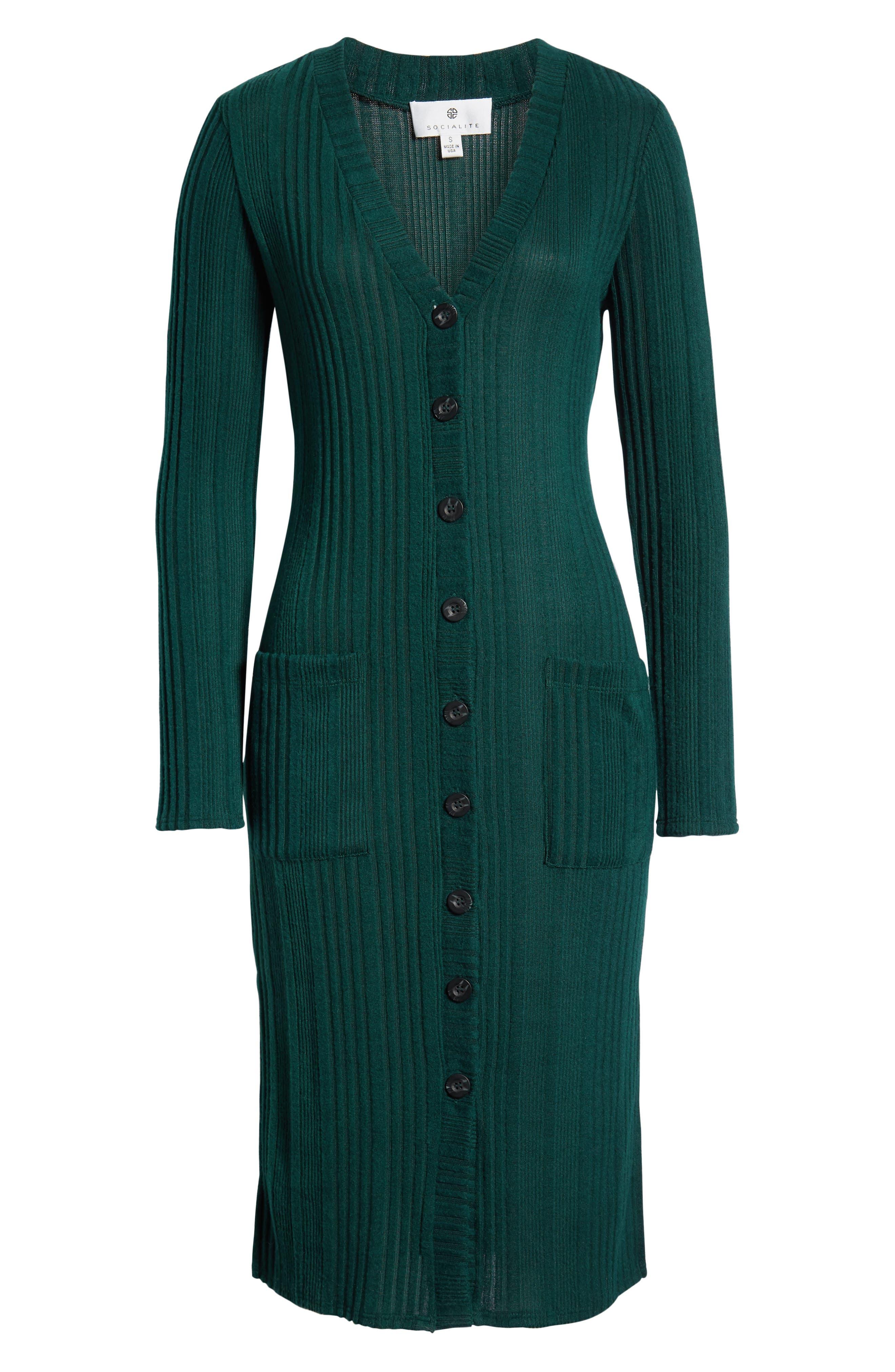 SOCIALITE,                             Sweater Dress,                             Alternate thumbnail 8, color,                             300