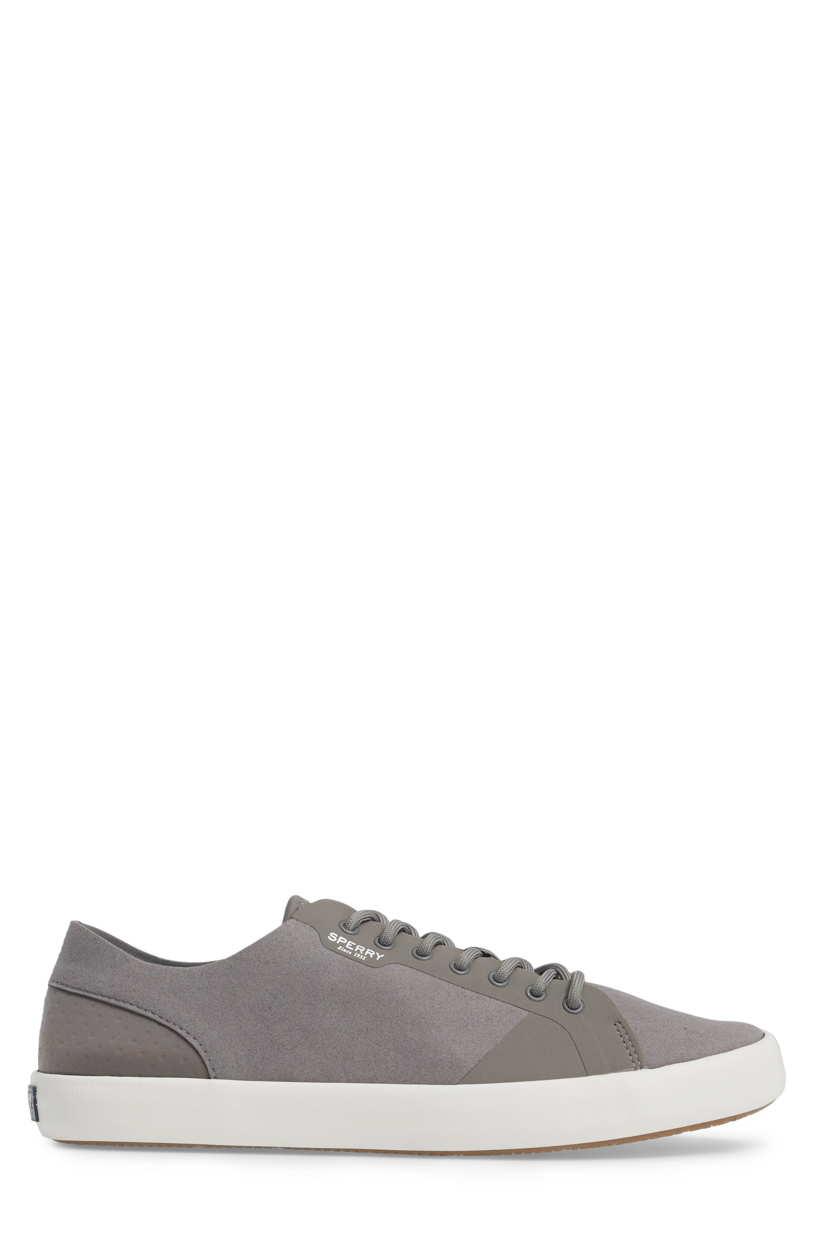 Flex Deck LTT Sneaker,                             Alternate thumbnail 3, color,                             GREY