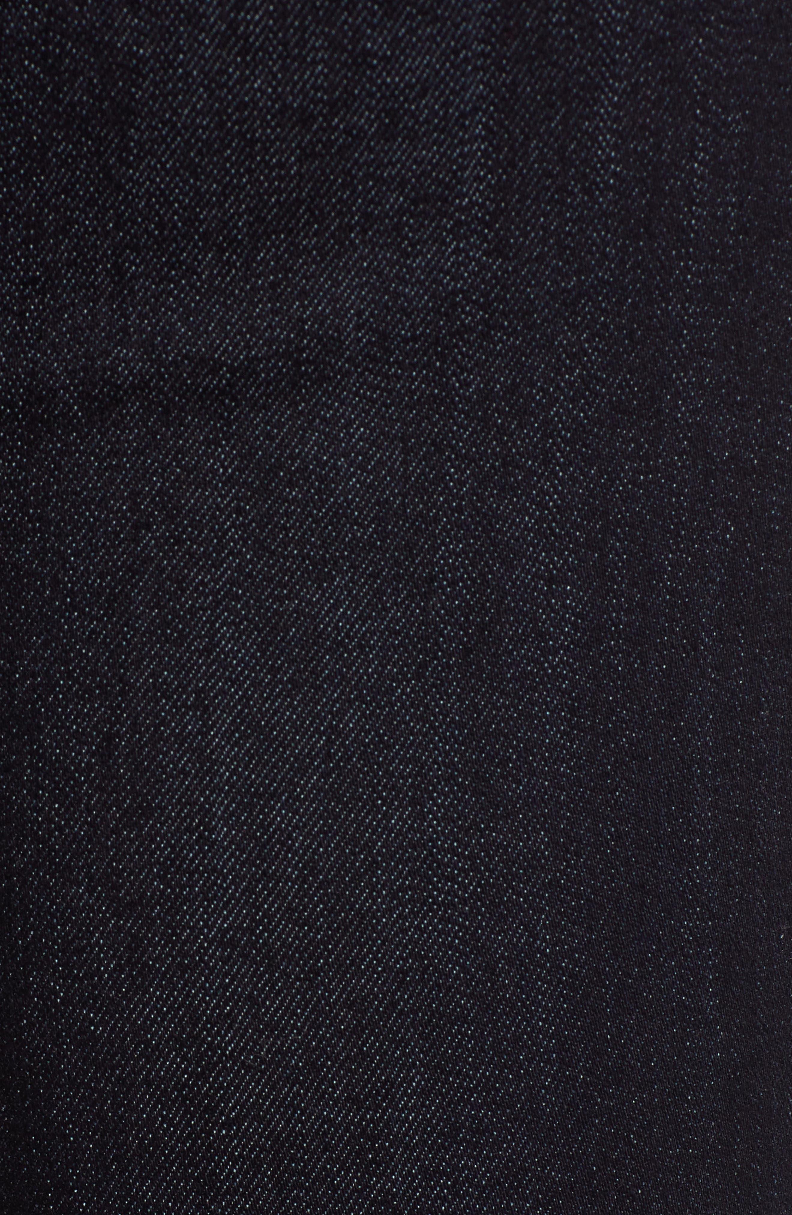 Ab-solution Ankle Skinny Jeans,                             Alternate thumbnail 6, color,                             INDIGO