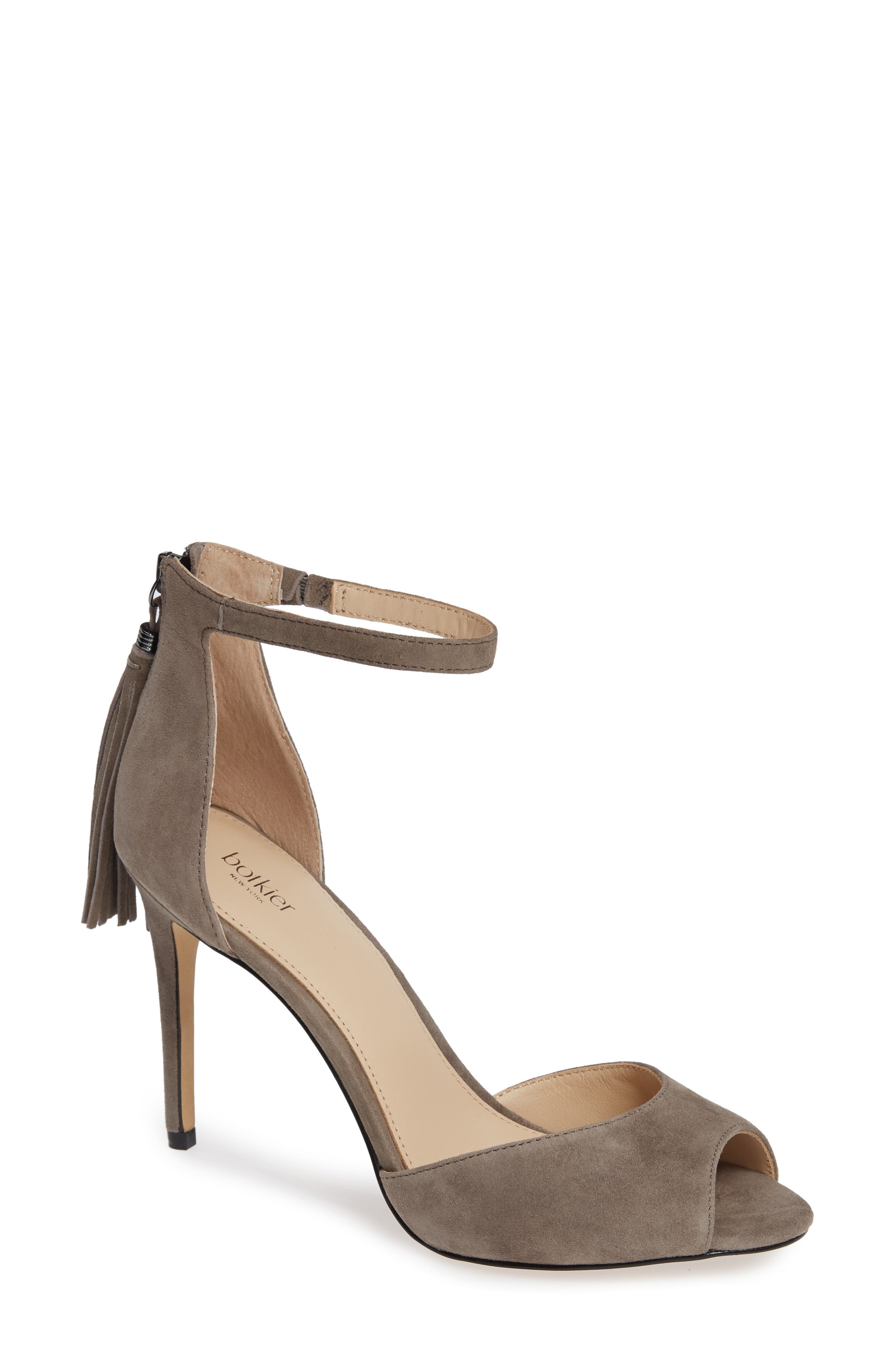 Anna Sandal,                         Main,                         color, WINTER GREY SUEDE