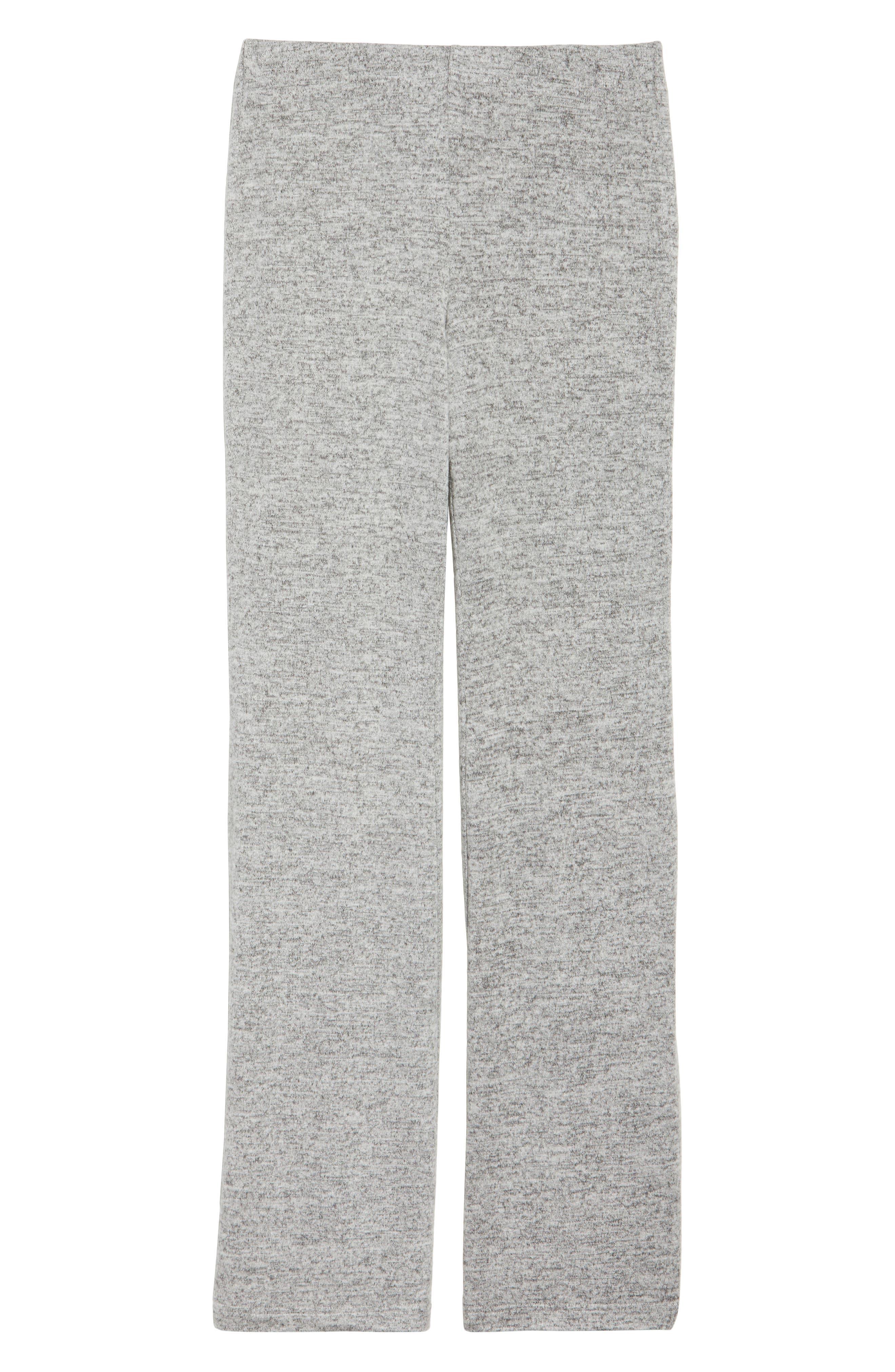 Wendall Wide Leg Lounge Pants,                             Alternate thumbnail 6, color,                             H GREY