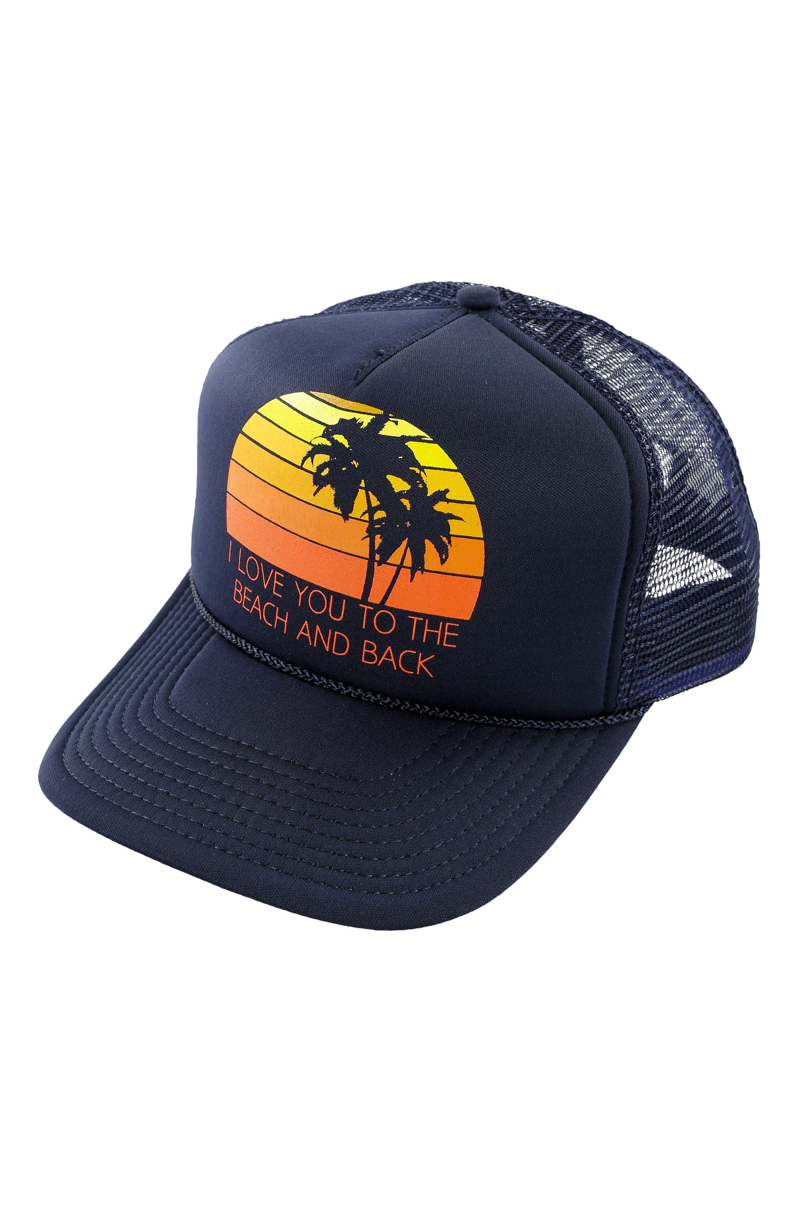 Solstice Trucker Hat,                         Main,                         color,