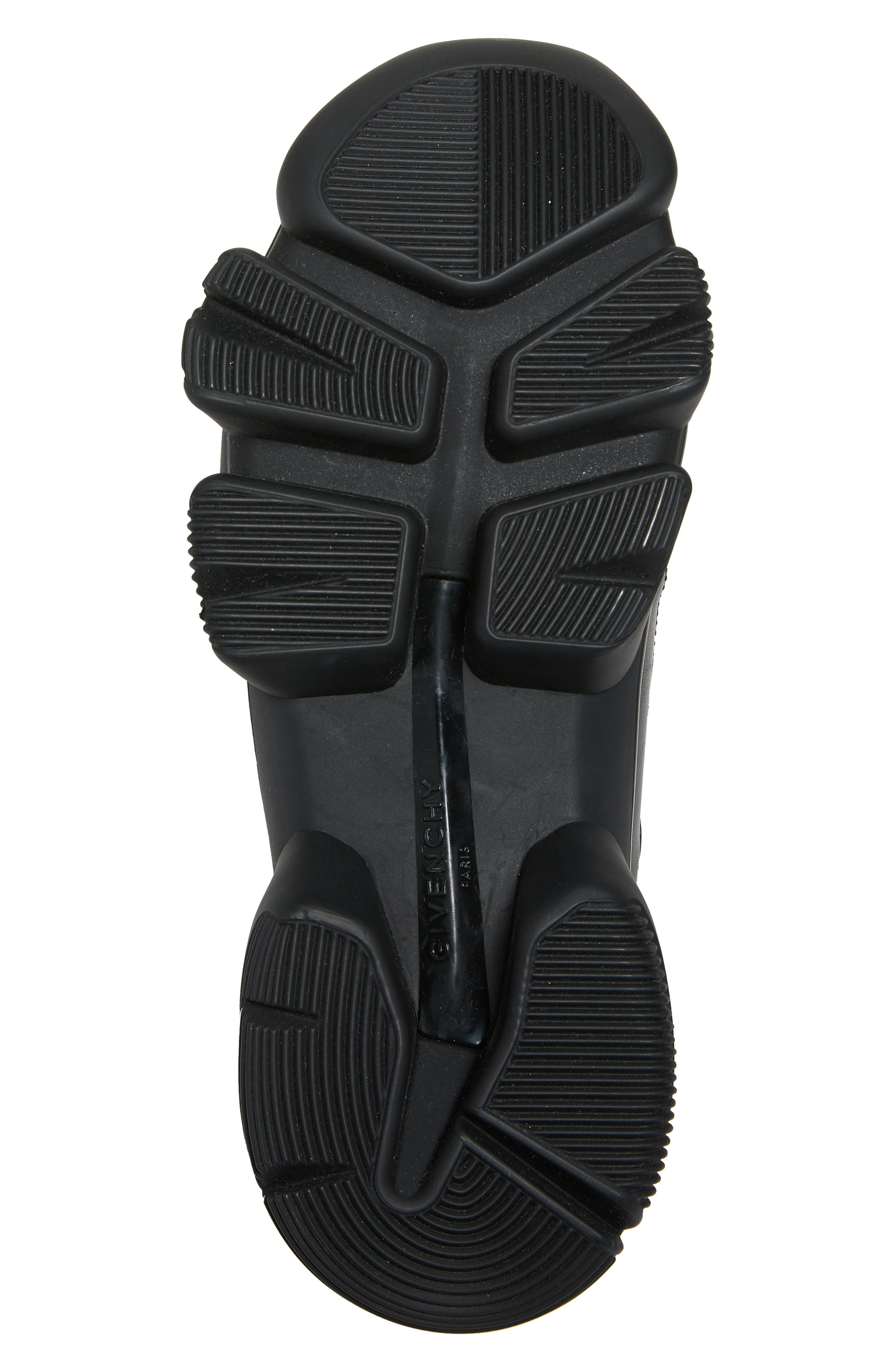 Jaw Sneaker,                             Alternate thumbnail 6, color,                             BLACK