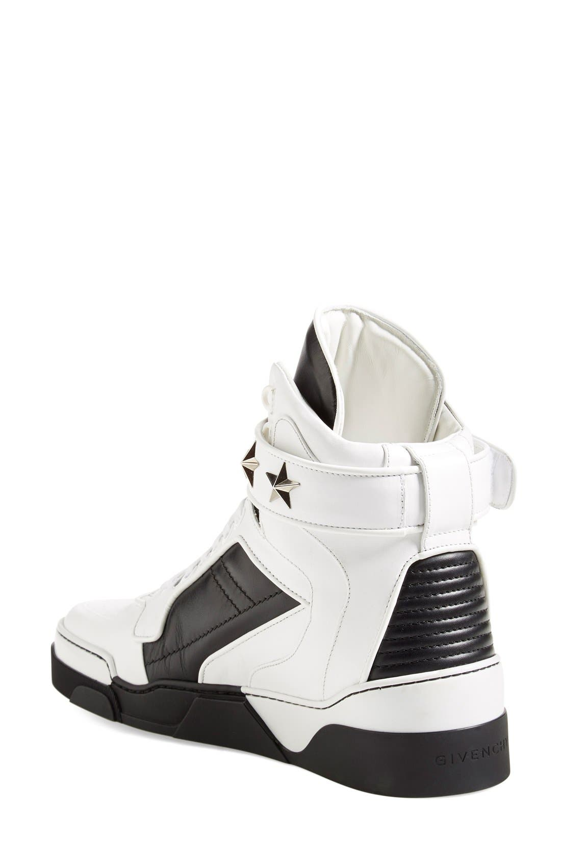 'Tyson' High Top Sneaker,                             Alternate thumbnail 8, color,
